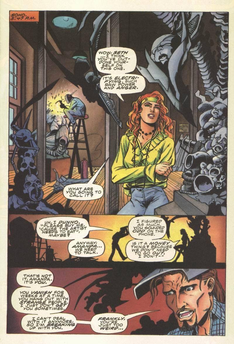 Read online Secret Weapons comic -  Issue #8 - 7