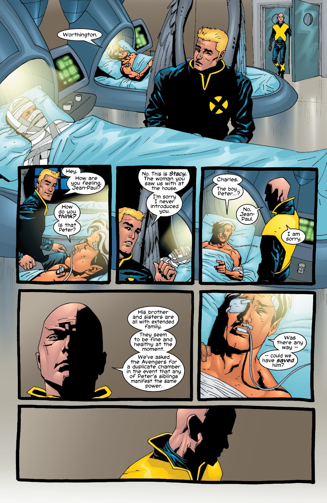 Read online X-Men: Unstoppable comic -  Issue # TPB (Part 2) - 21