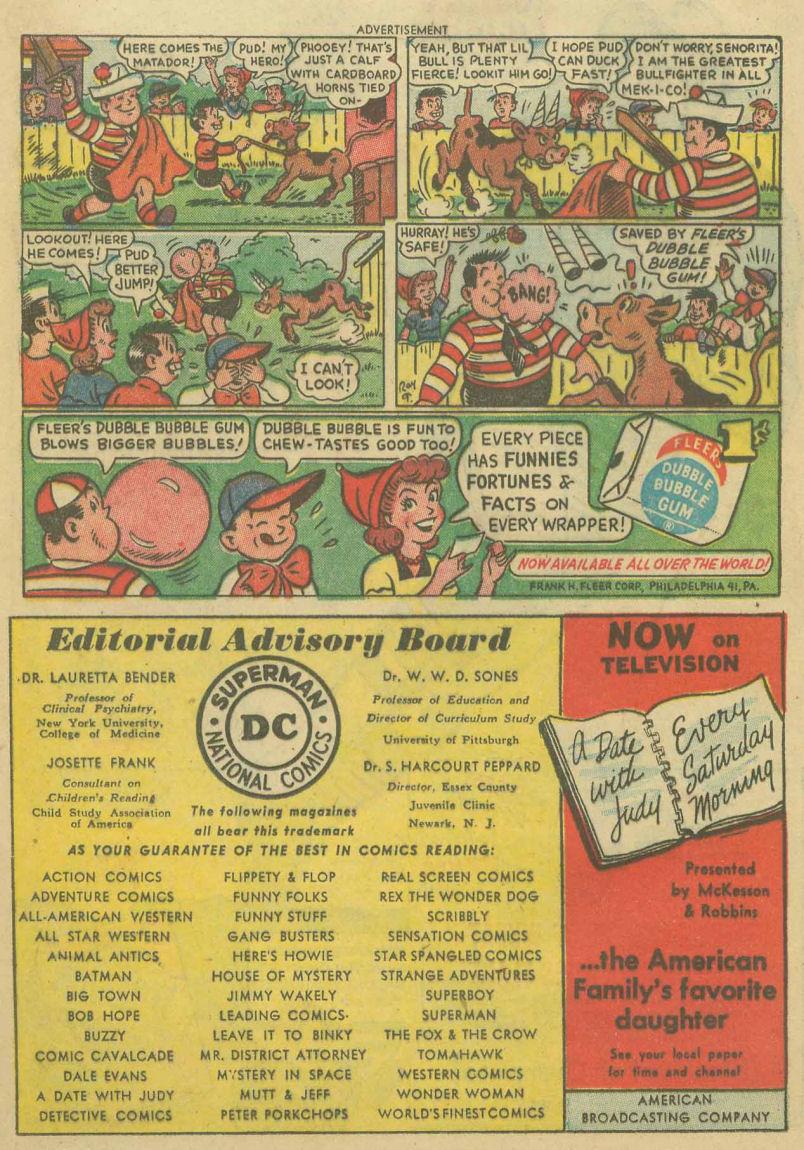 Read online Sensation (Mystery) Comics comic -  Issue #107 - 12