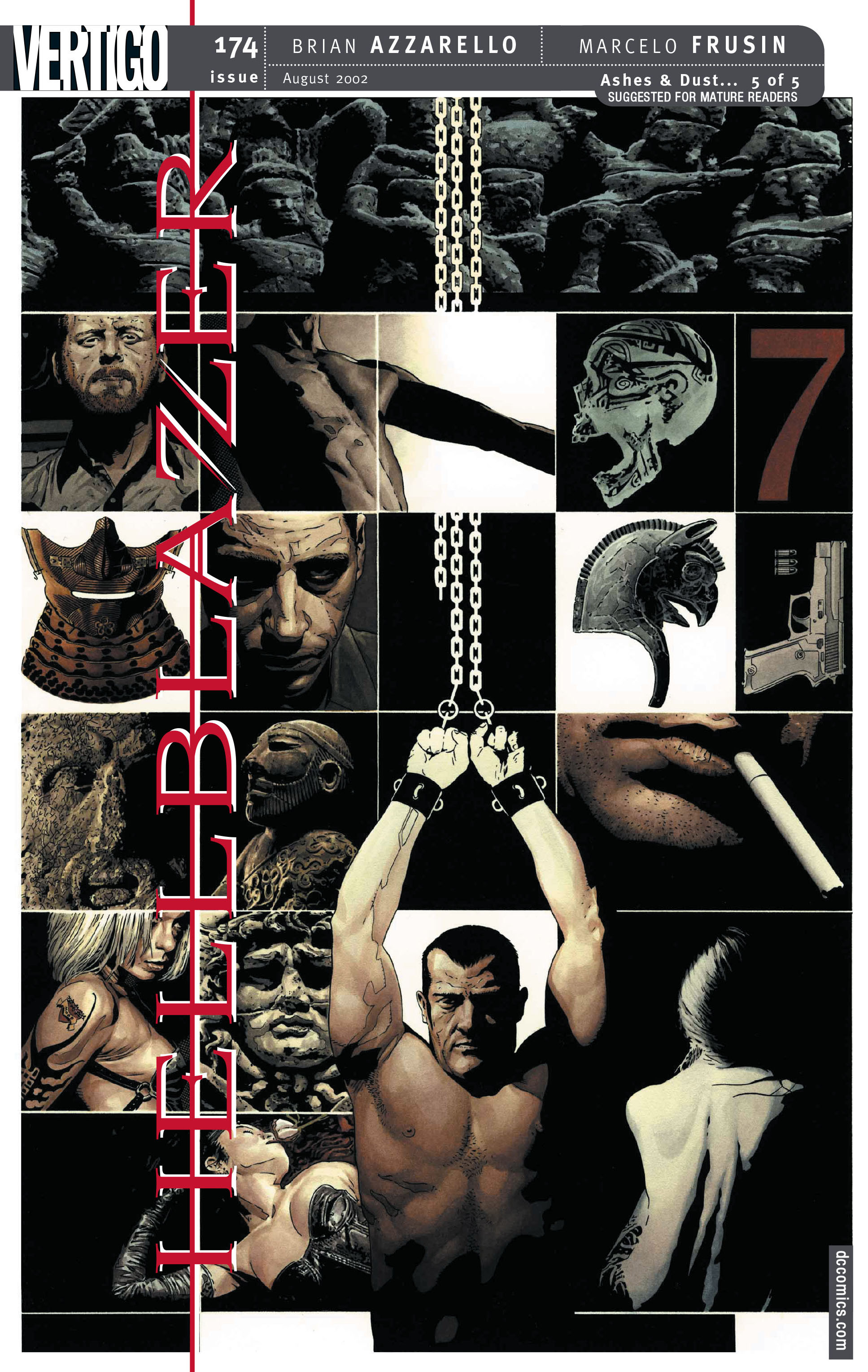 Hellblazer issue 174 - Page 1