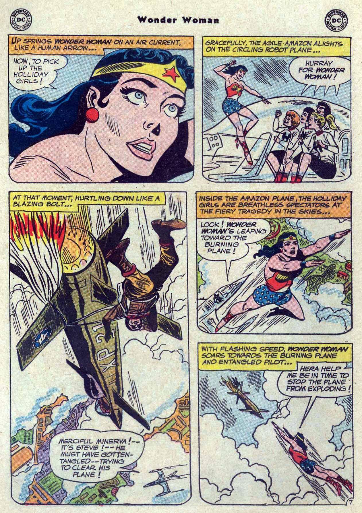 Read online Wonder Woman (1942) comic -  Issue #121 - 9