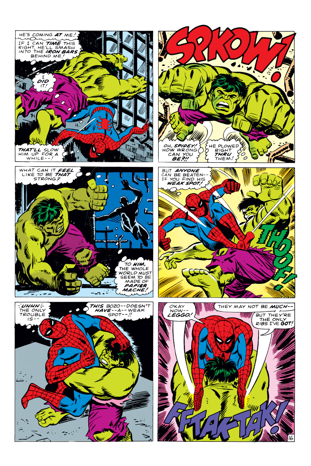 The Amazing Spider-Man (1963) _Annual_3 Page 16