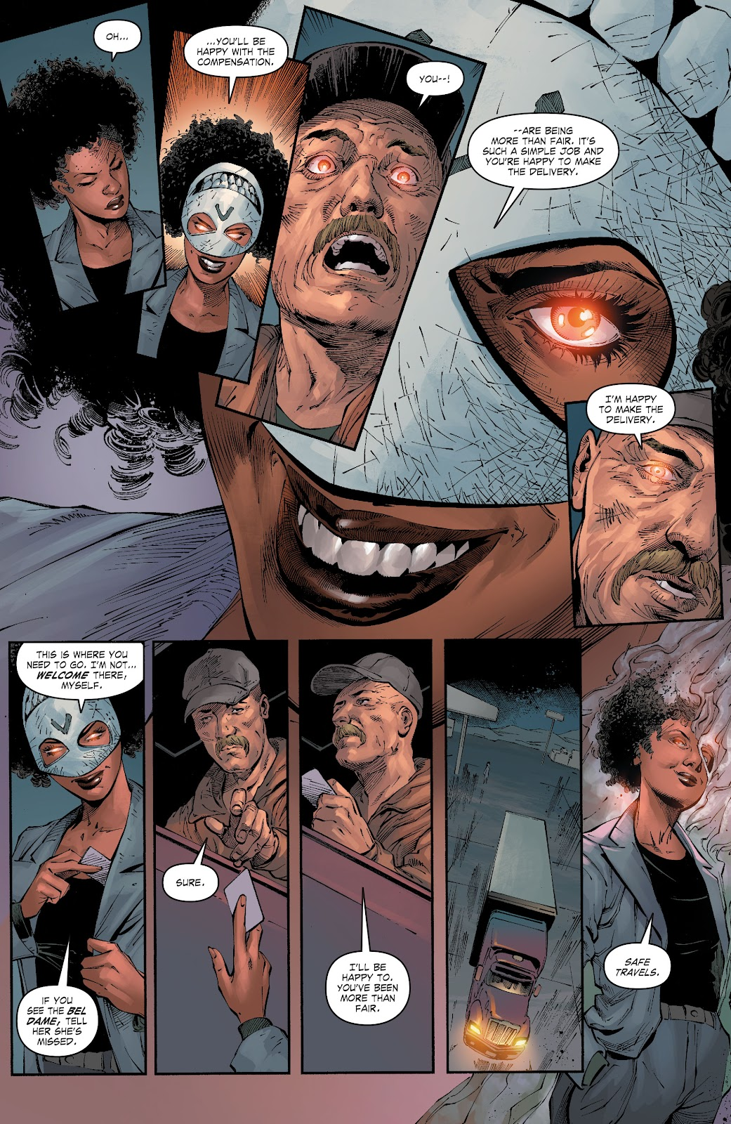 Read online The Curse of Brimstone: Ashes comic -  Issue # TPB (Part 1) - 35