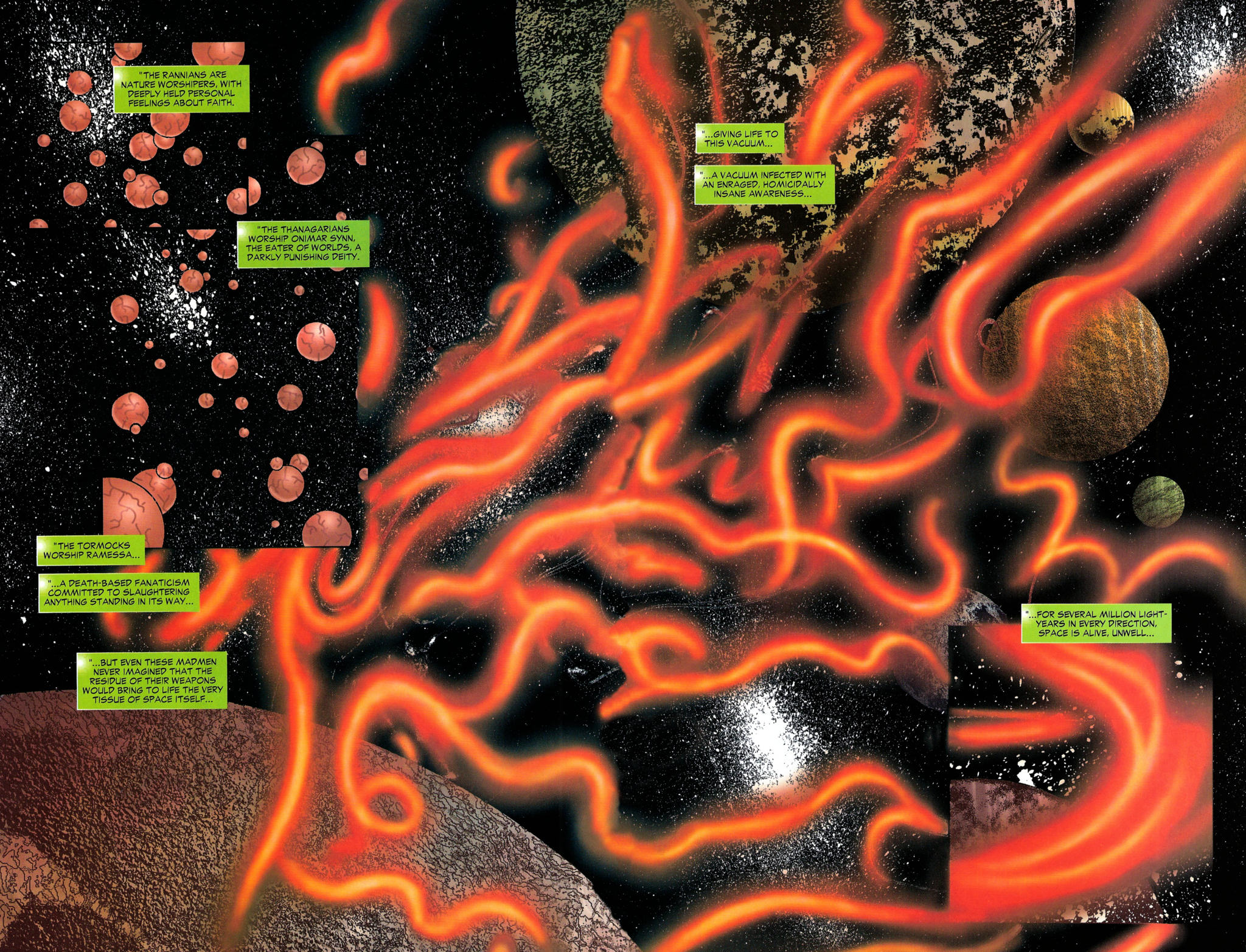 Read online Guy Gardner: Collateral Damage comic -  Issue #2 - 13