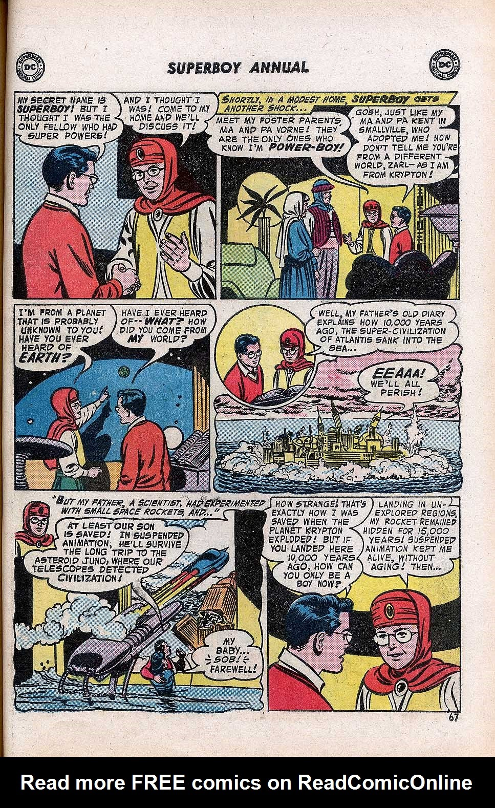 Superboy (1949) issue Annual 1 - Page 69