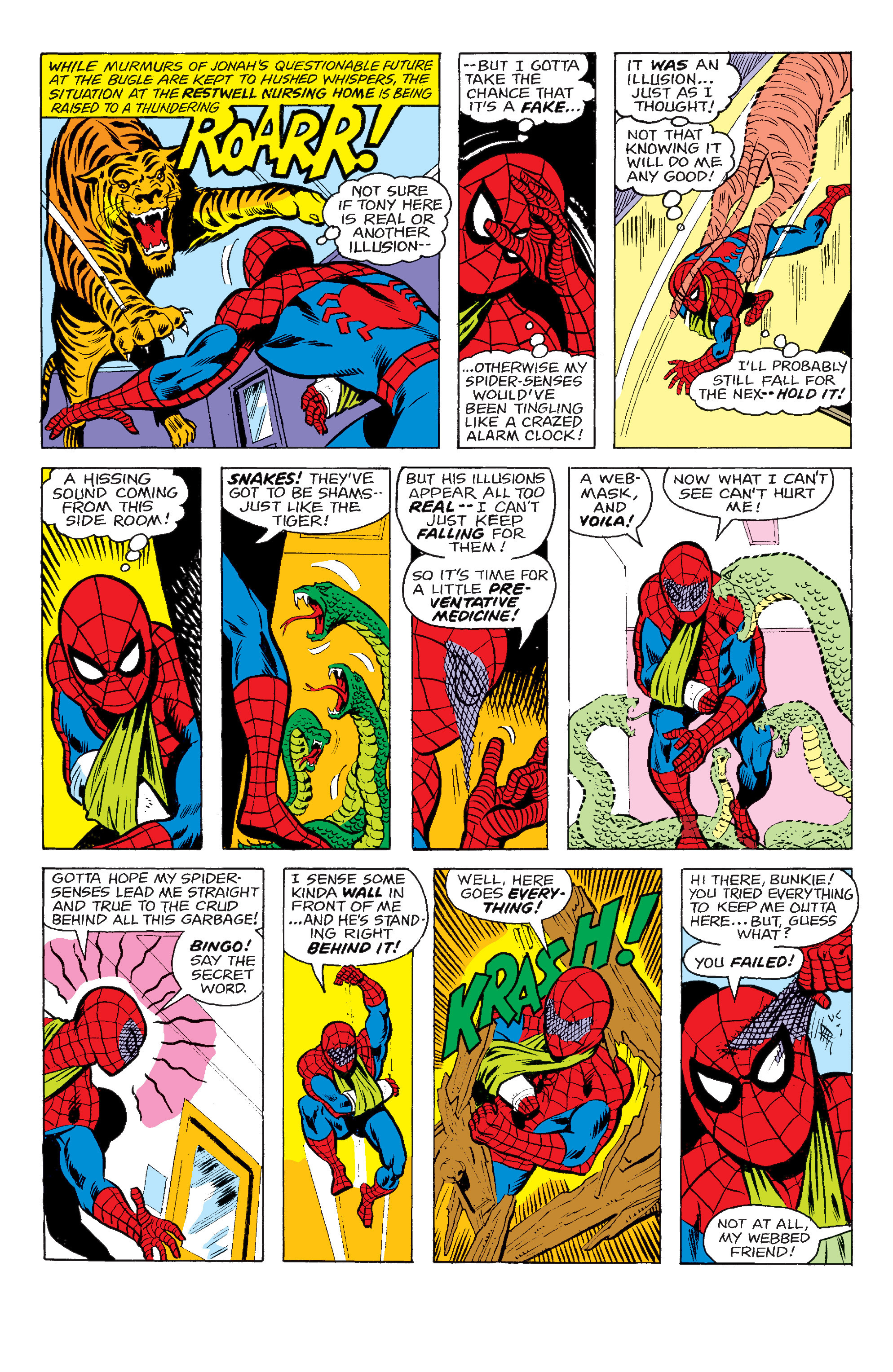 The Amazing Spider-Man (1963) 198 Page 13