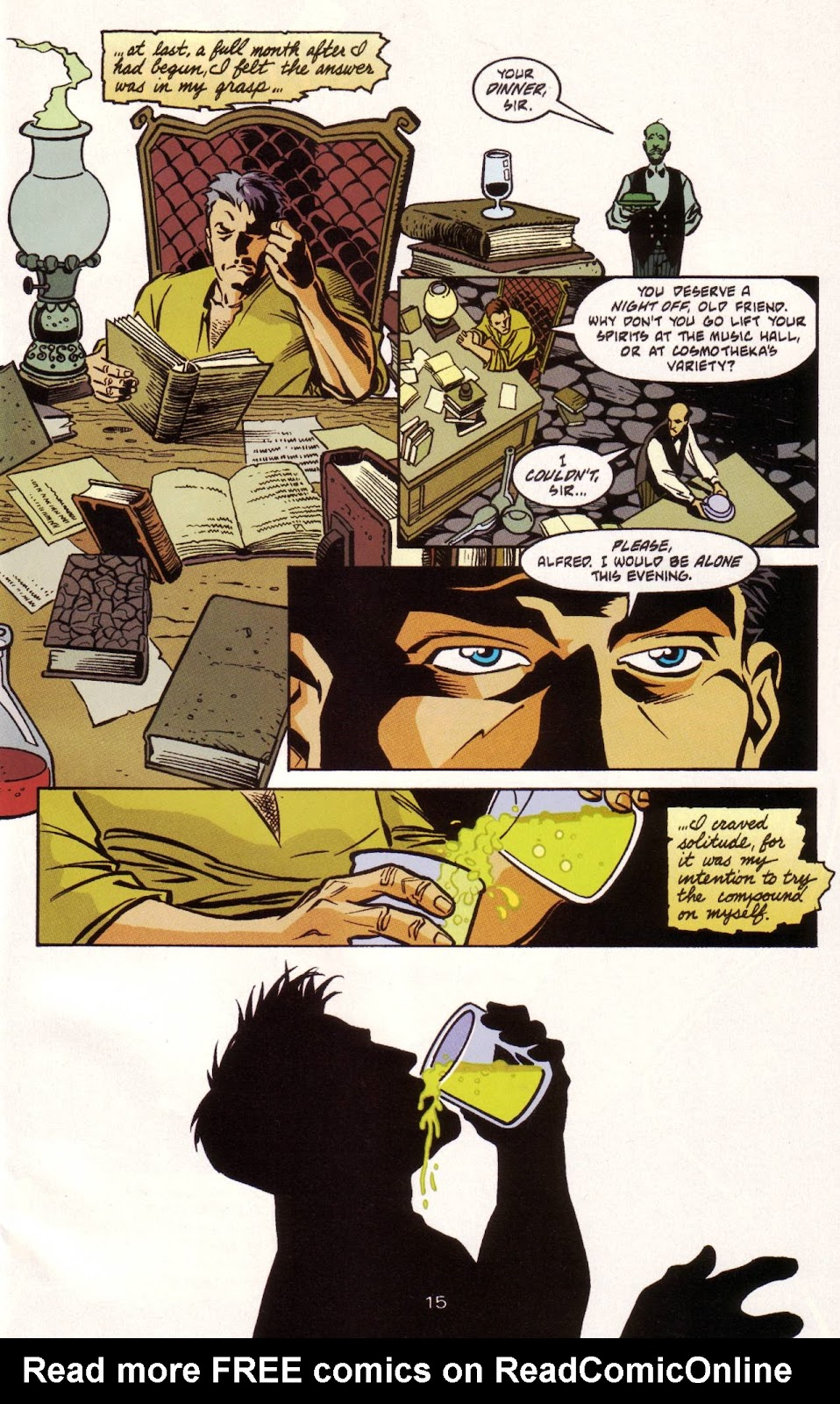Batman: Two Faces issue Full - Page 16