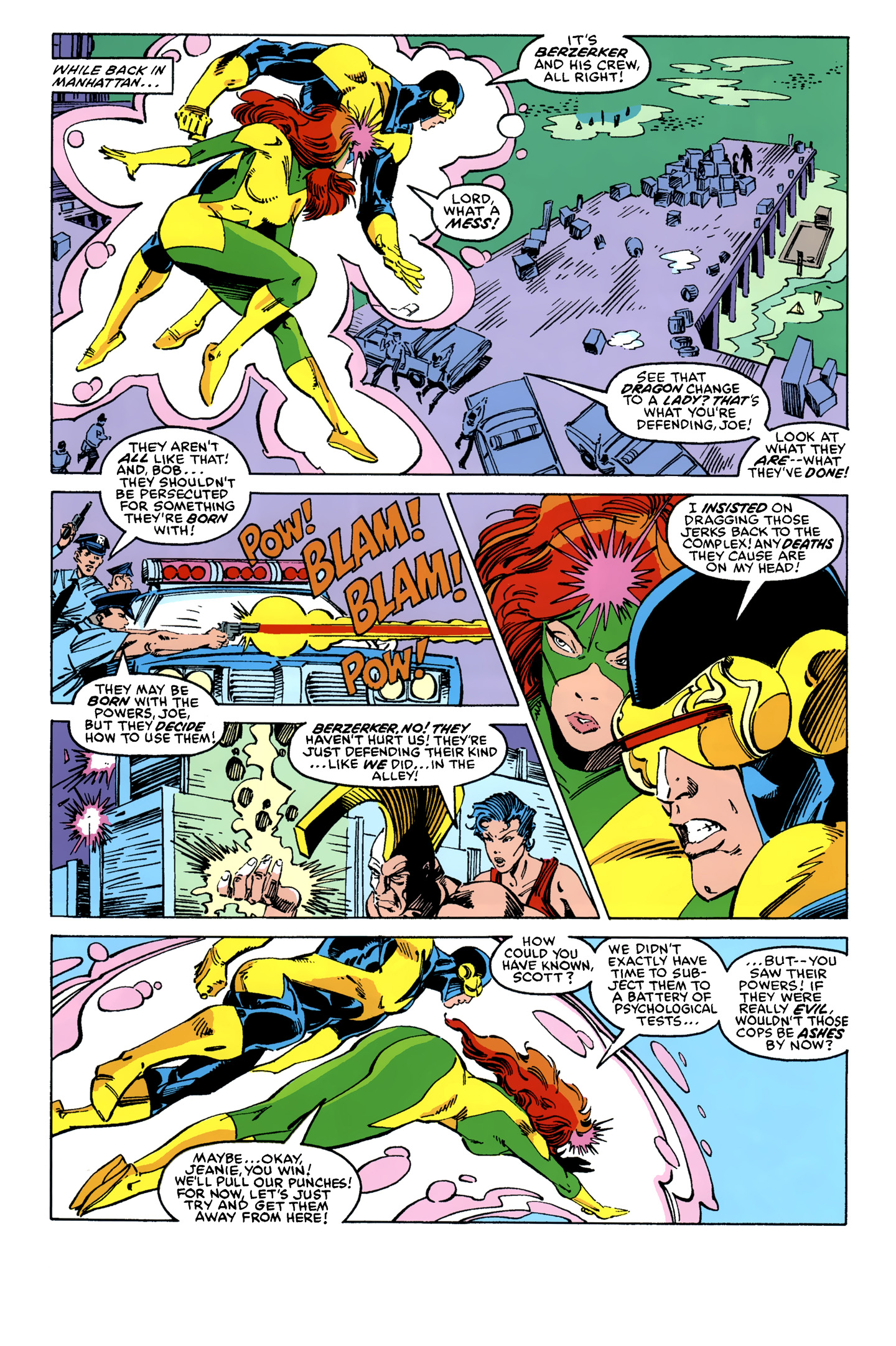 Read online X-Factor (1986) comic -  Issue #11 - 18