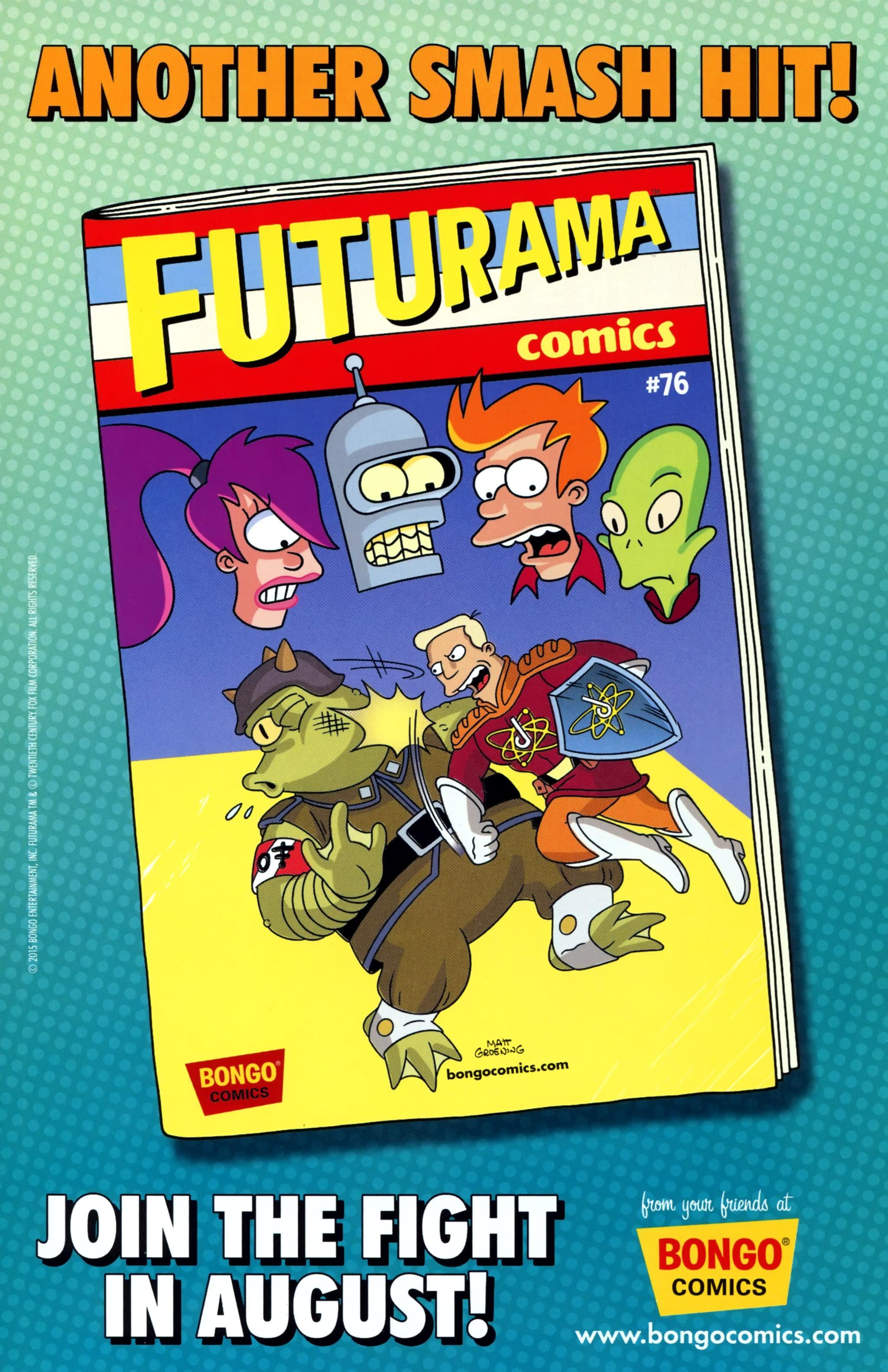 Read online Simpsons Comics comic -  Issue #223 - 14