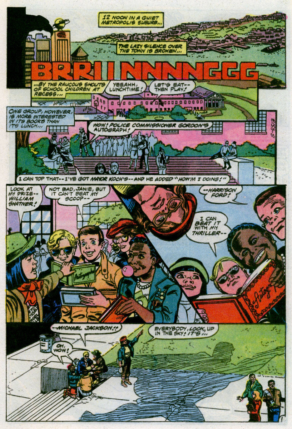 Read online Action Comics (1938) comic -  Issue #566 - 20