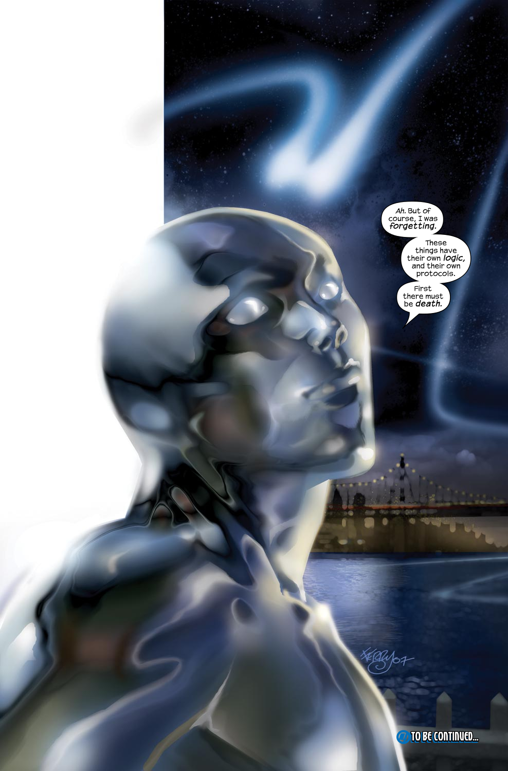 Read online Ultimate Fantastic Four (2004) comic -  Issue #43 - 23