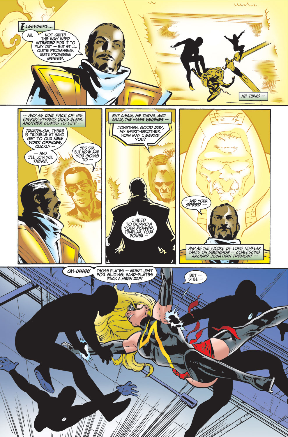 Read online Avengers (1998) comic -  Issue #26 - 17