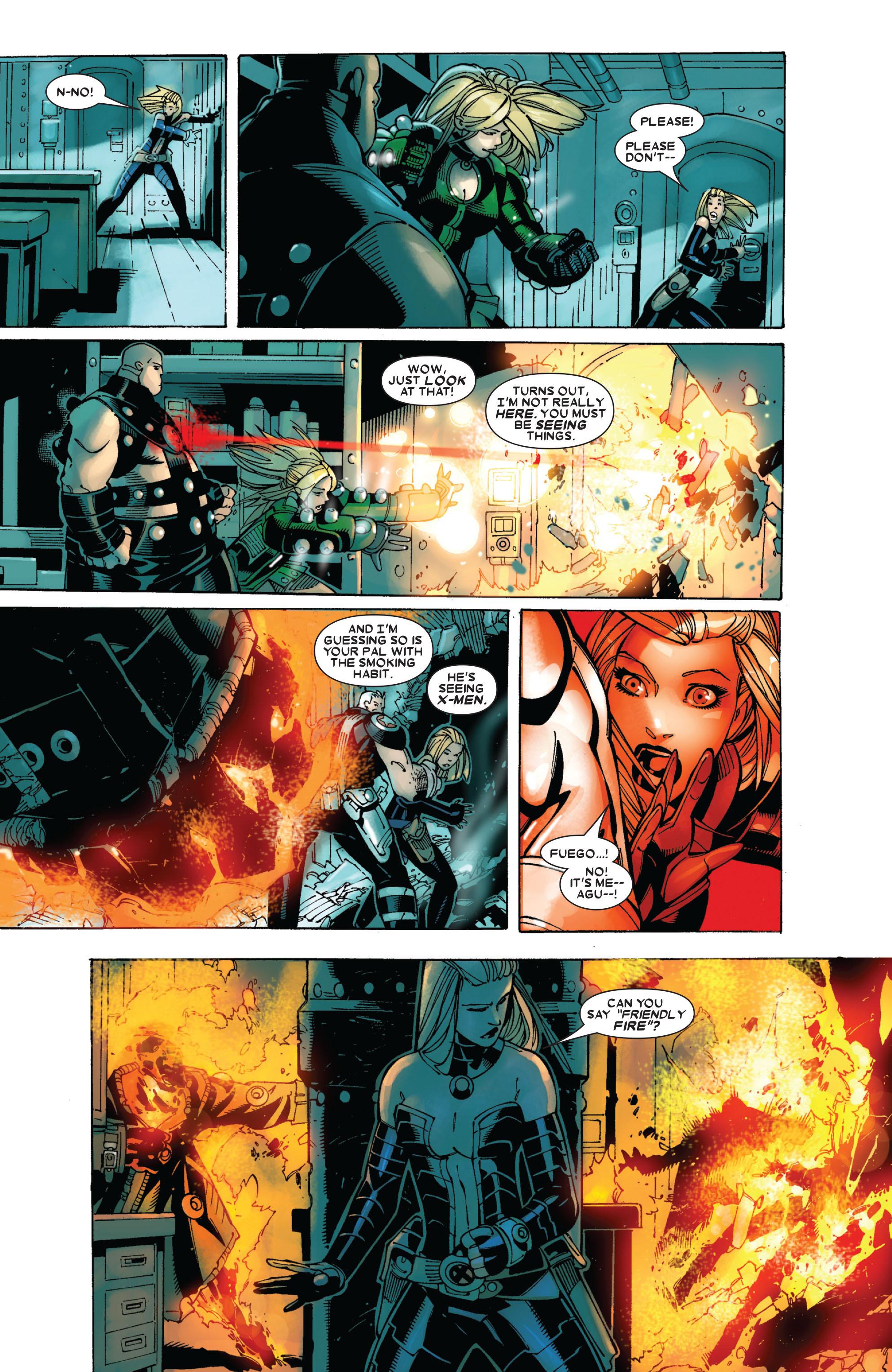 X-Men (1991) 193 Page 10