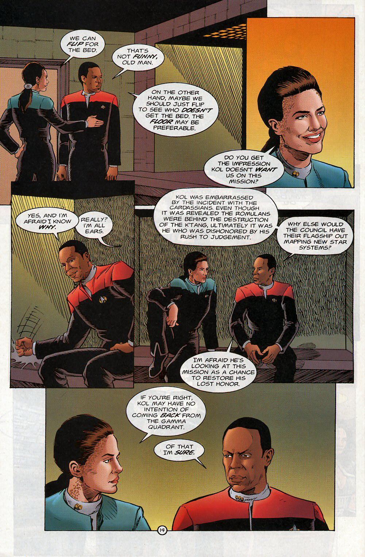 Read online Star Trek: Deep Space Nine - Lightstorm comic -  Issue # Full - 14
