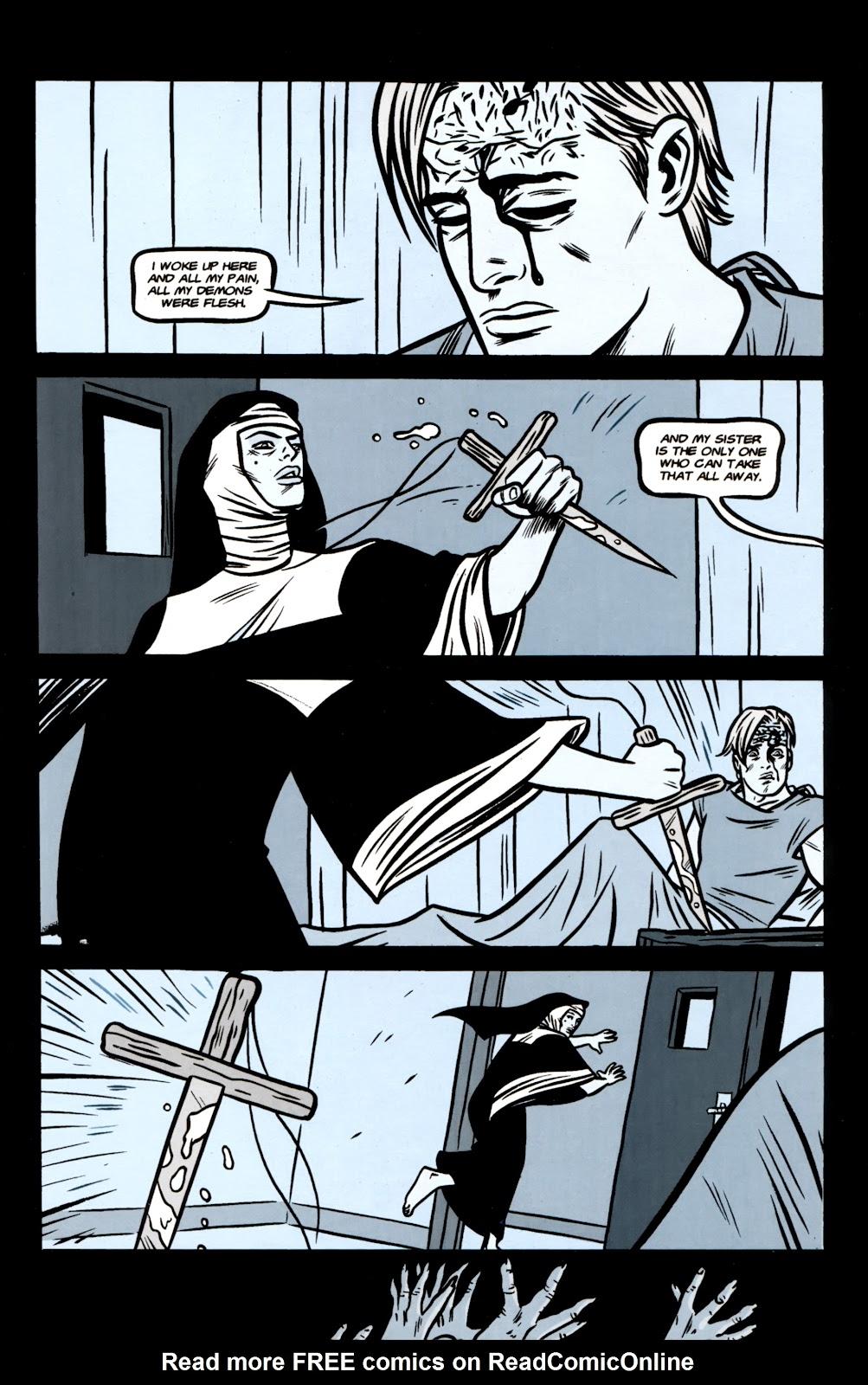 Read online Feeders comic -  Issue # Full - 23