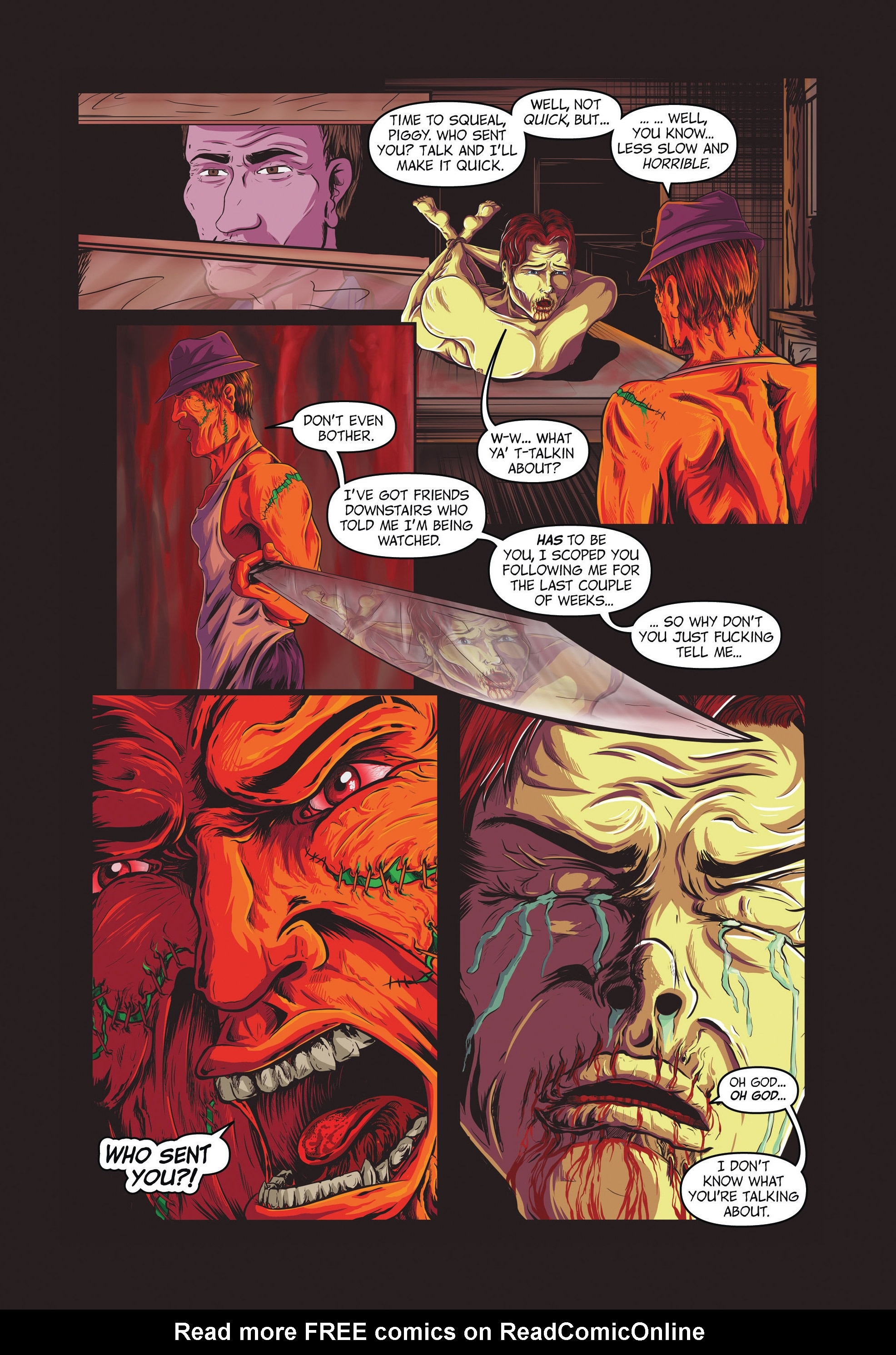 Read online Redemption Heights comic -  Issue # Full - 41