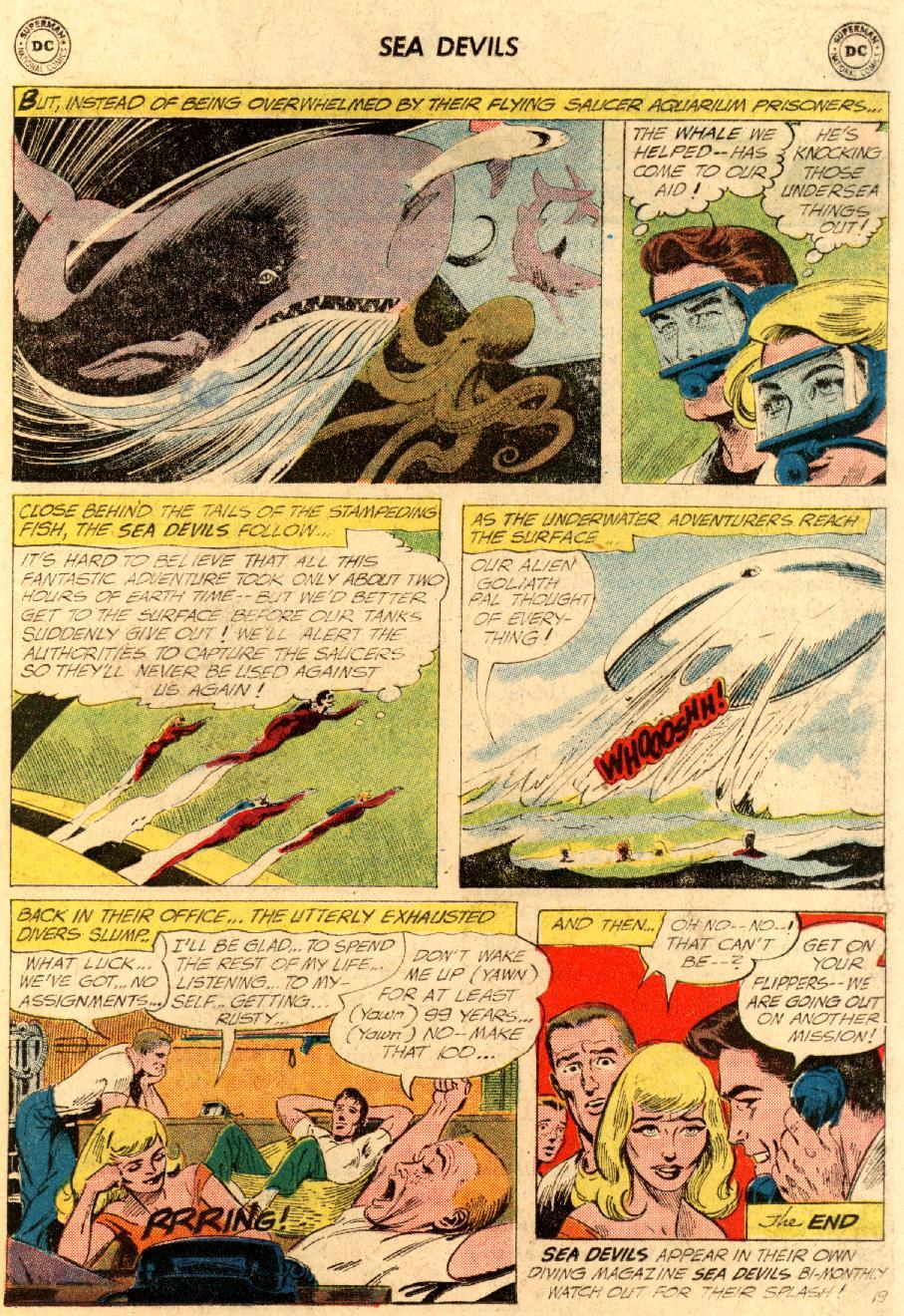 Read online Sea Devils comic -  Issue #5 - 26
