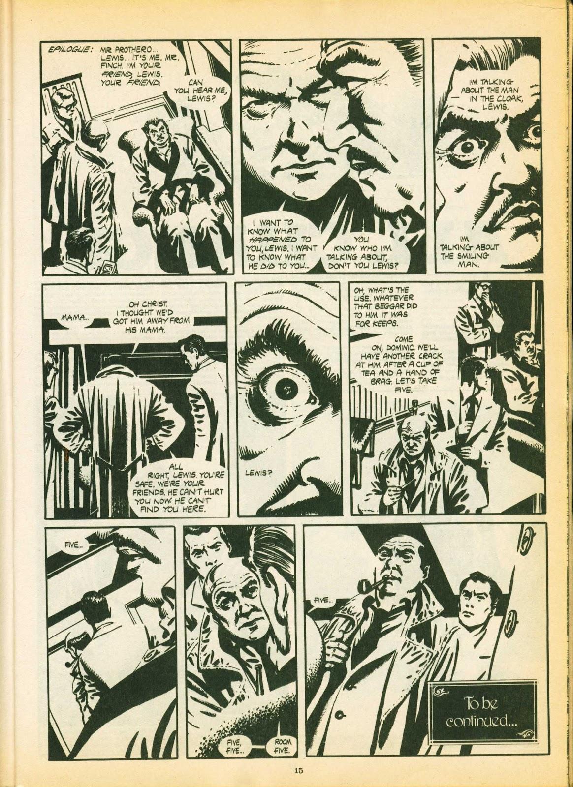 Warrior Issue #5 #6 - English 15