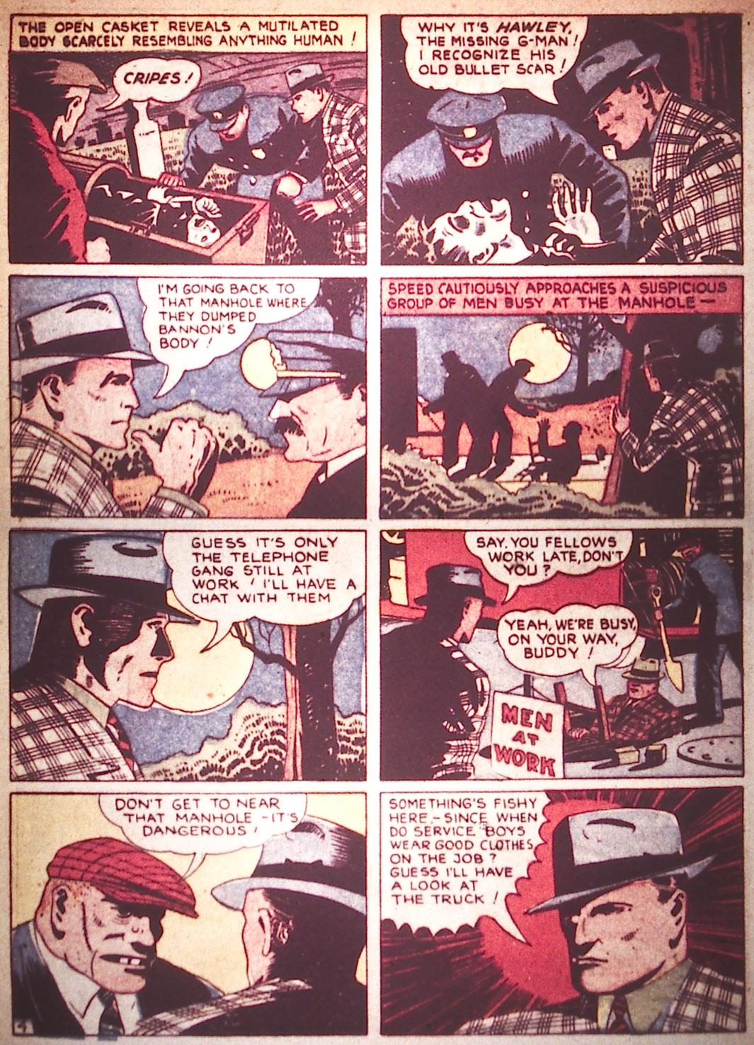 Read online Detective Comics (1937) comic -  Issue #16 - 6