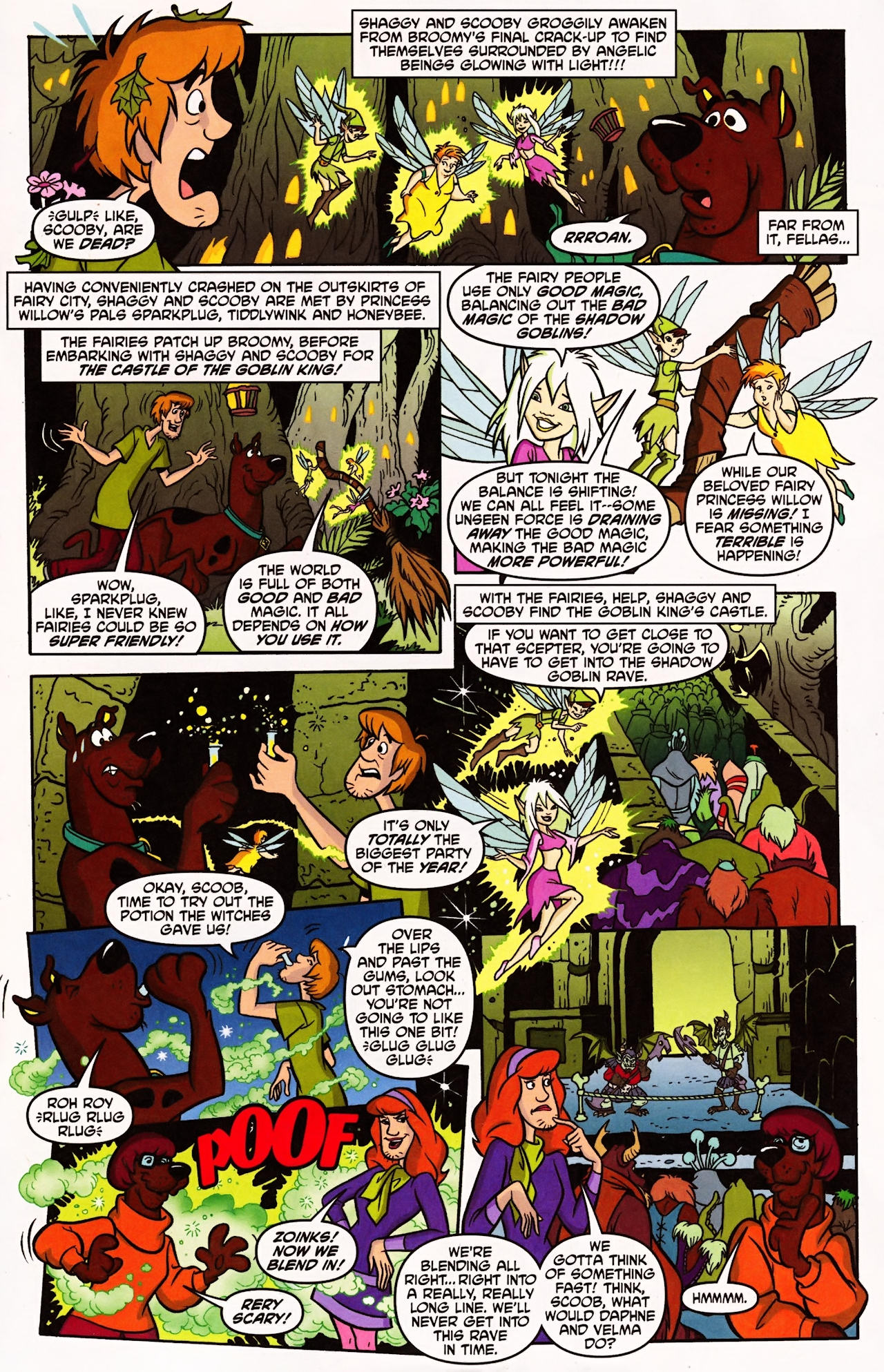 Read online Scooby-Doo (1997) comic -  Issue #141 - 11
