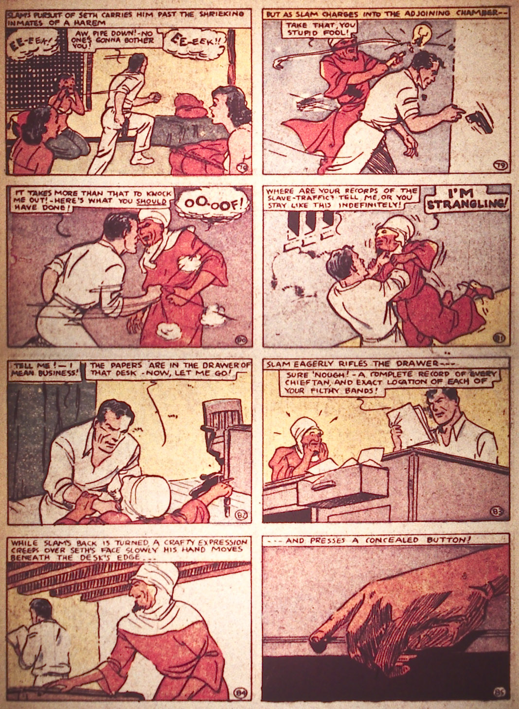 Read online Detective Comics (1937) comic -  Issue #21 - 64