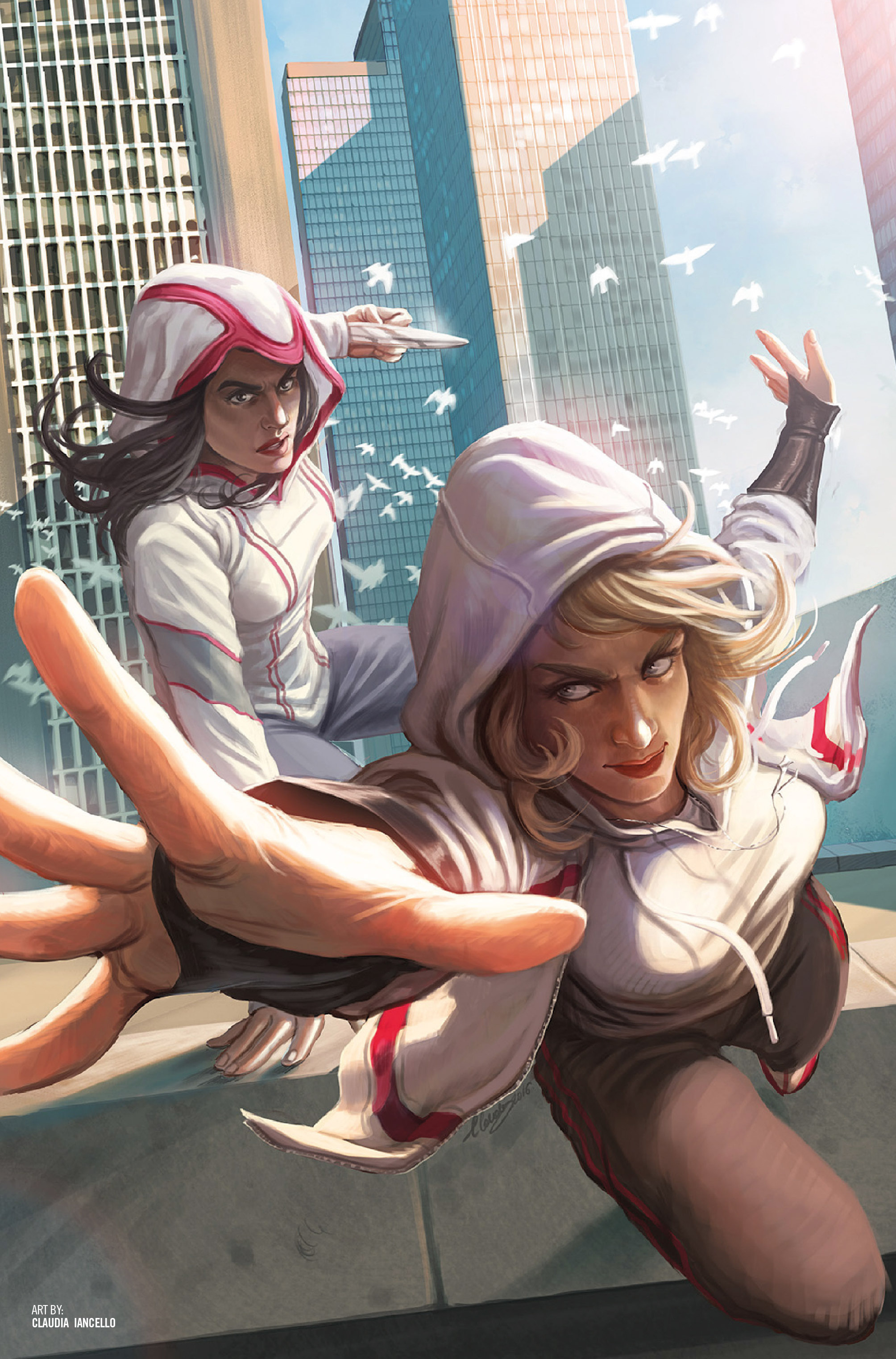 Read online Assassin's Creed (2015) comic -  Issue #12 - 25