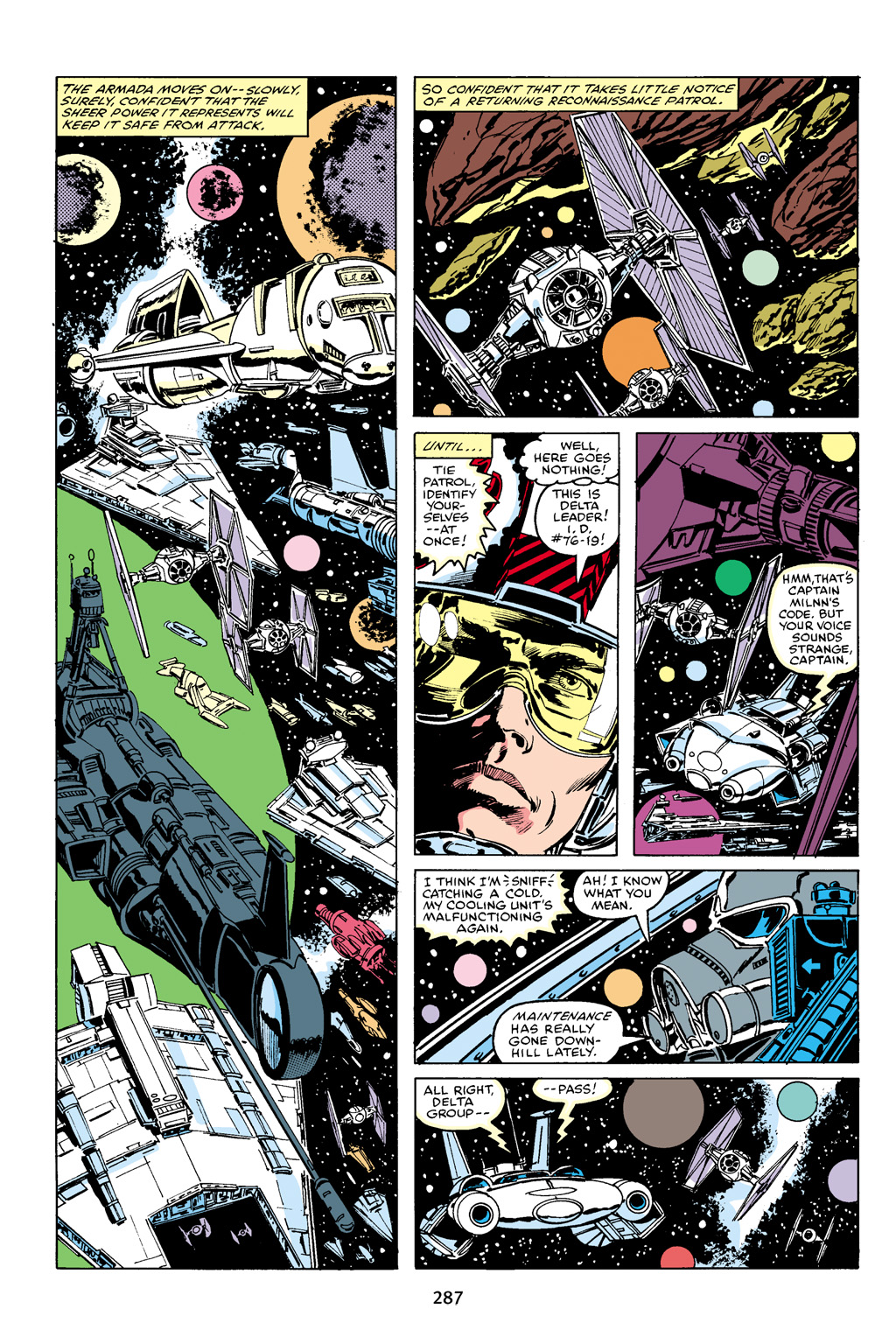 Read online Star Wars Omnibus comic -  Issue # Vol. 16 - 282