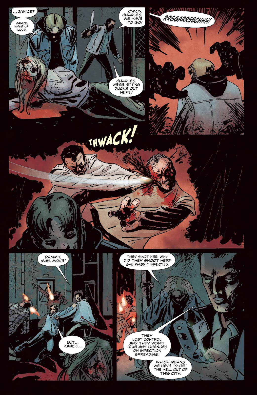 28 Days Later issue 23 - Page 10