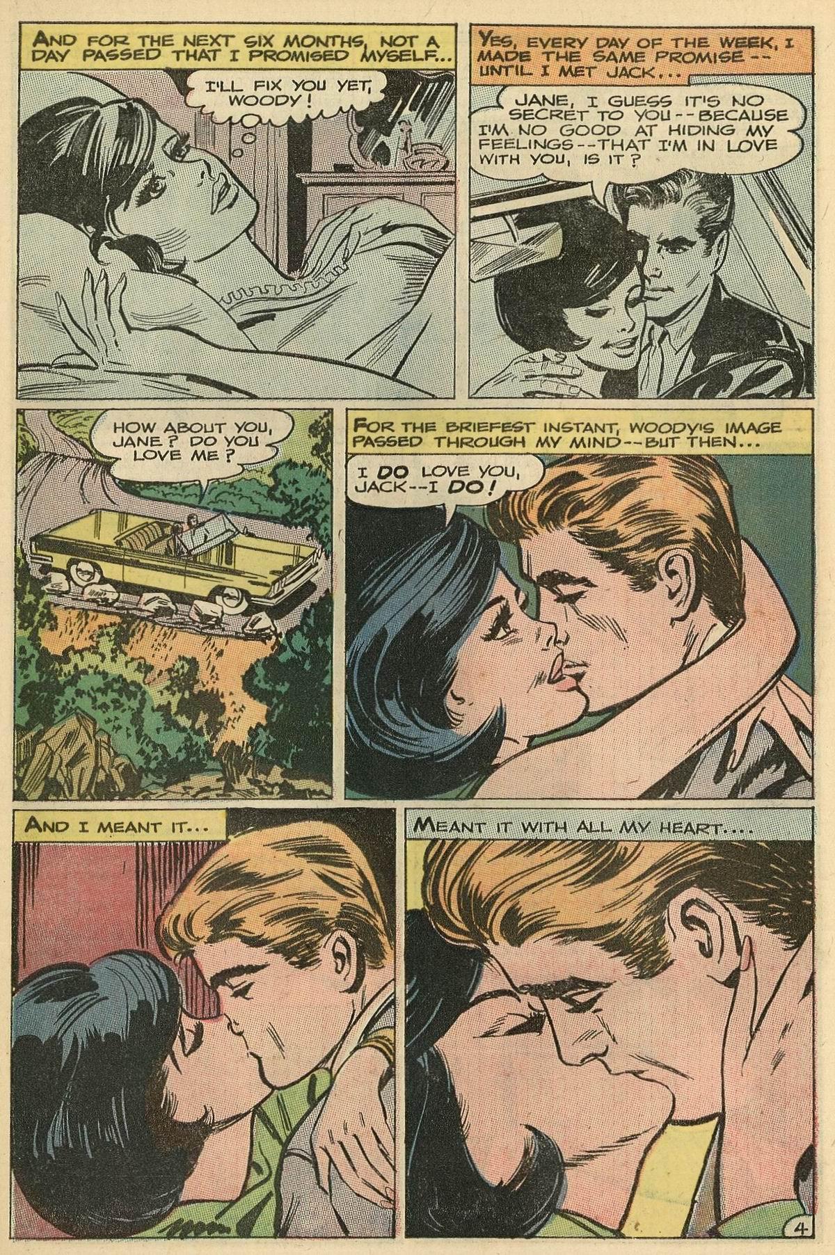Read online Secret Hearts comic -  Issue #125 - 6