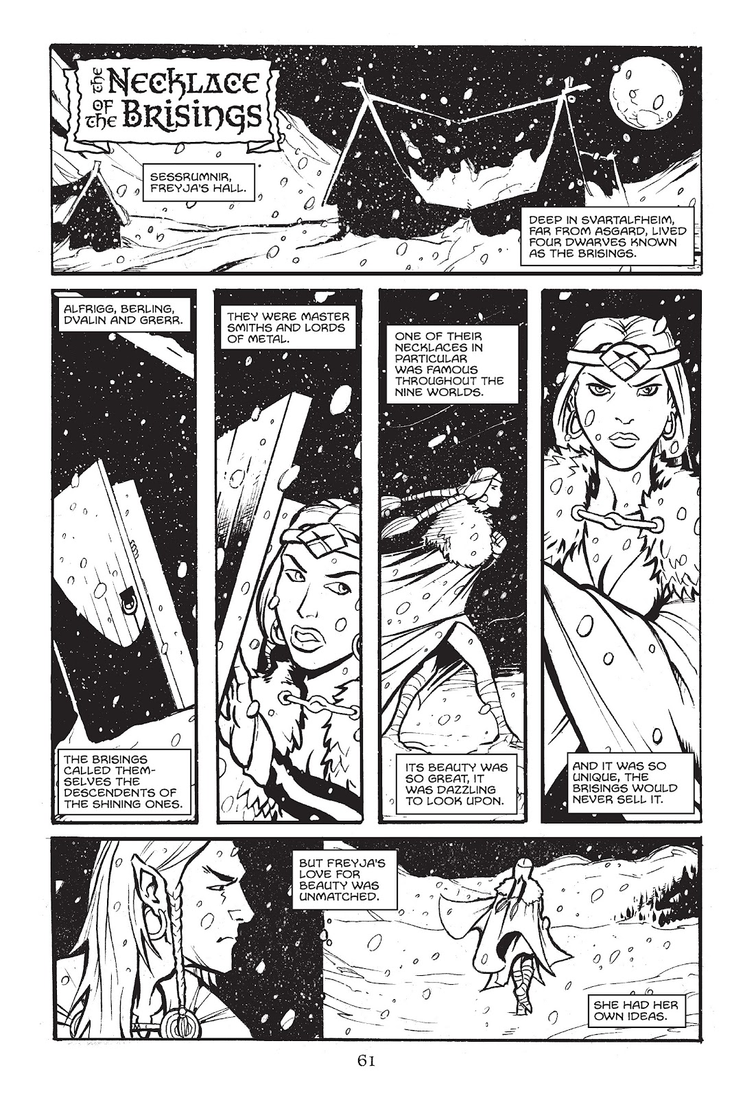 Read online Gods of Asgard comic -  Issue # TPB (Part 1) - 62