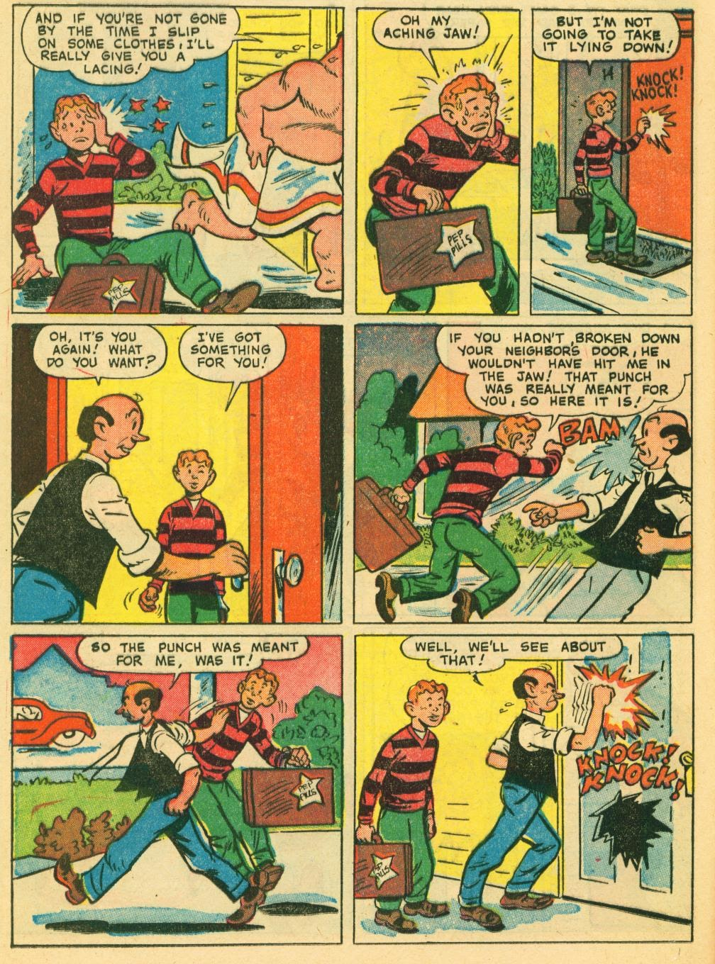 Captain Marvel Adventures issue 130 - Page 16