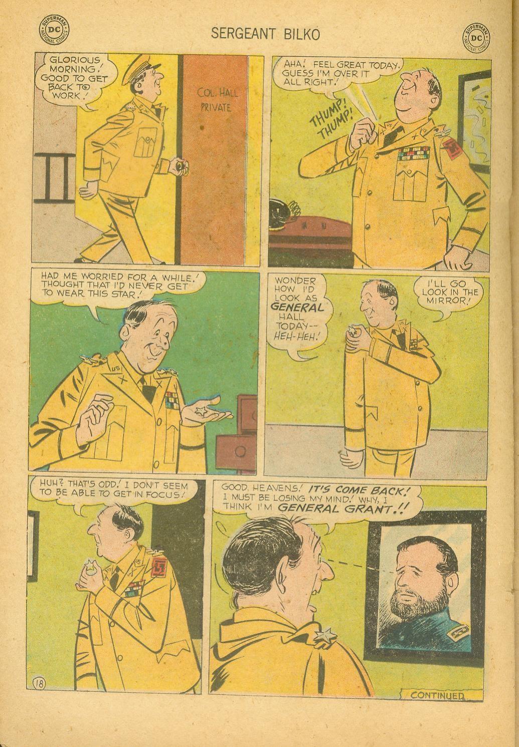 Sergeant Bilko issue 8 - Page 22