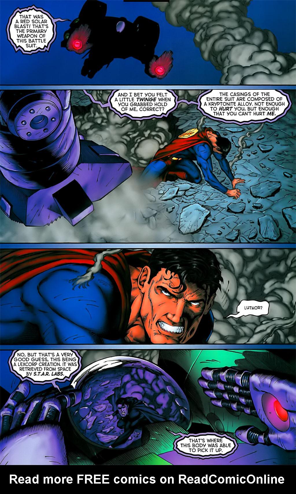 Action Comics (1938) 826 Page 21