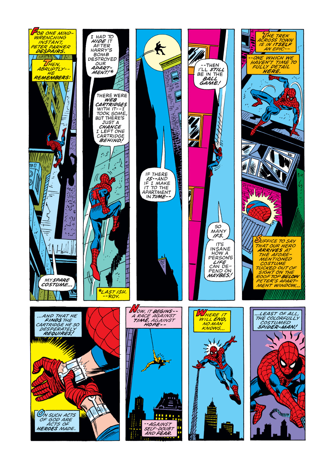 The Amazing Spider-Man (1963) 137 Page 14