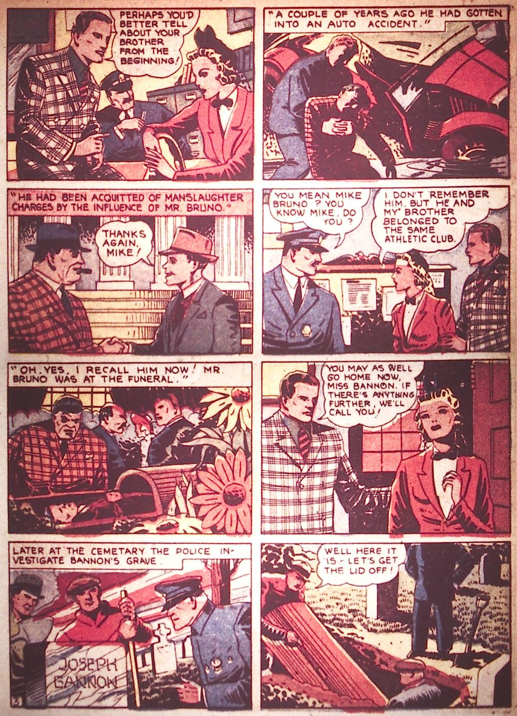 Read online Detective Comics (1937) comic -  Issue #16 - 5