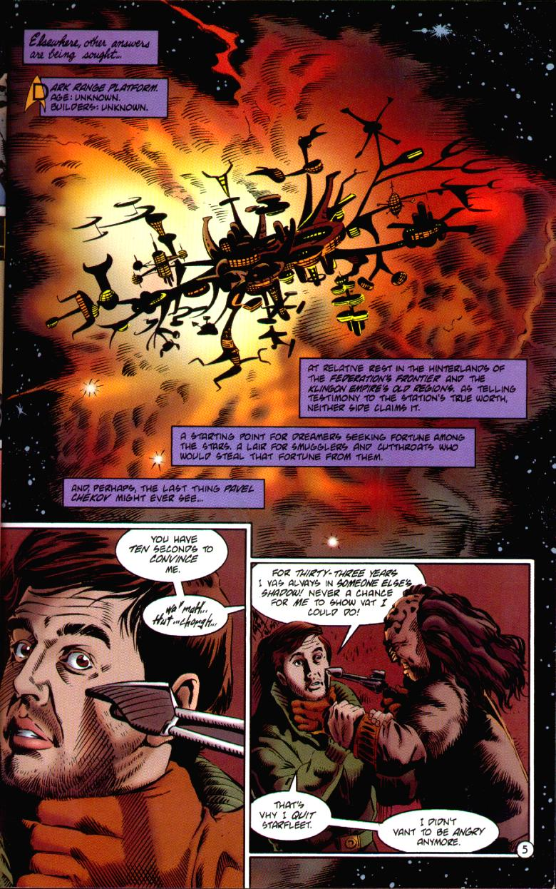 Read online Star Trek: The Ashes of Eden comic -  Issue # Full - 9