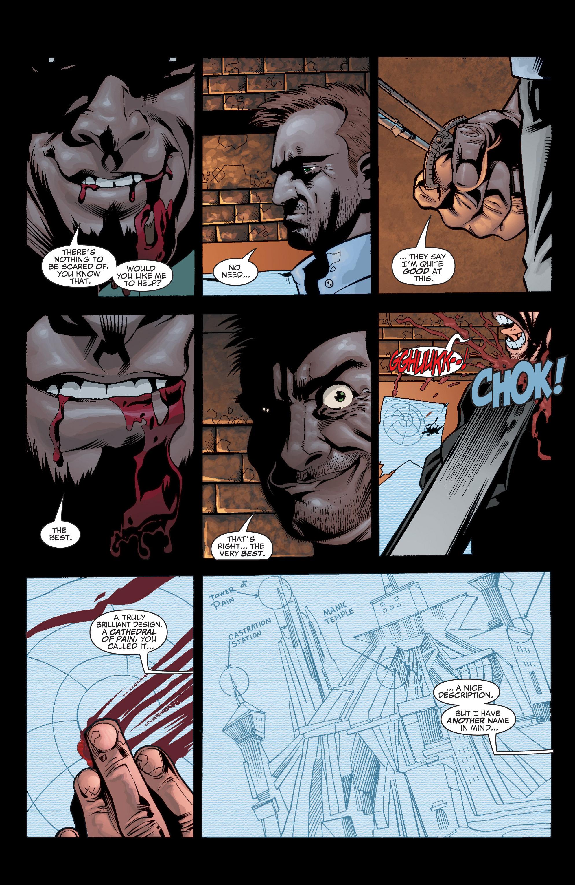 Read online Shadowman (1999) comic -  Issue #3 - 5