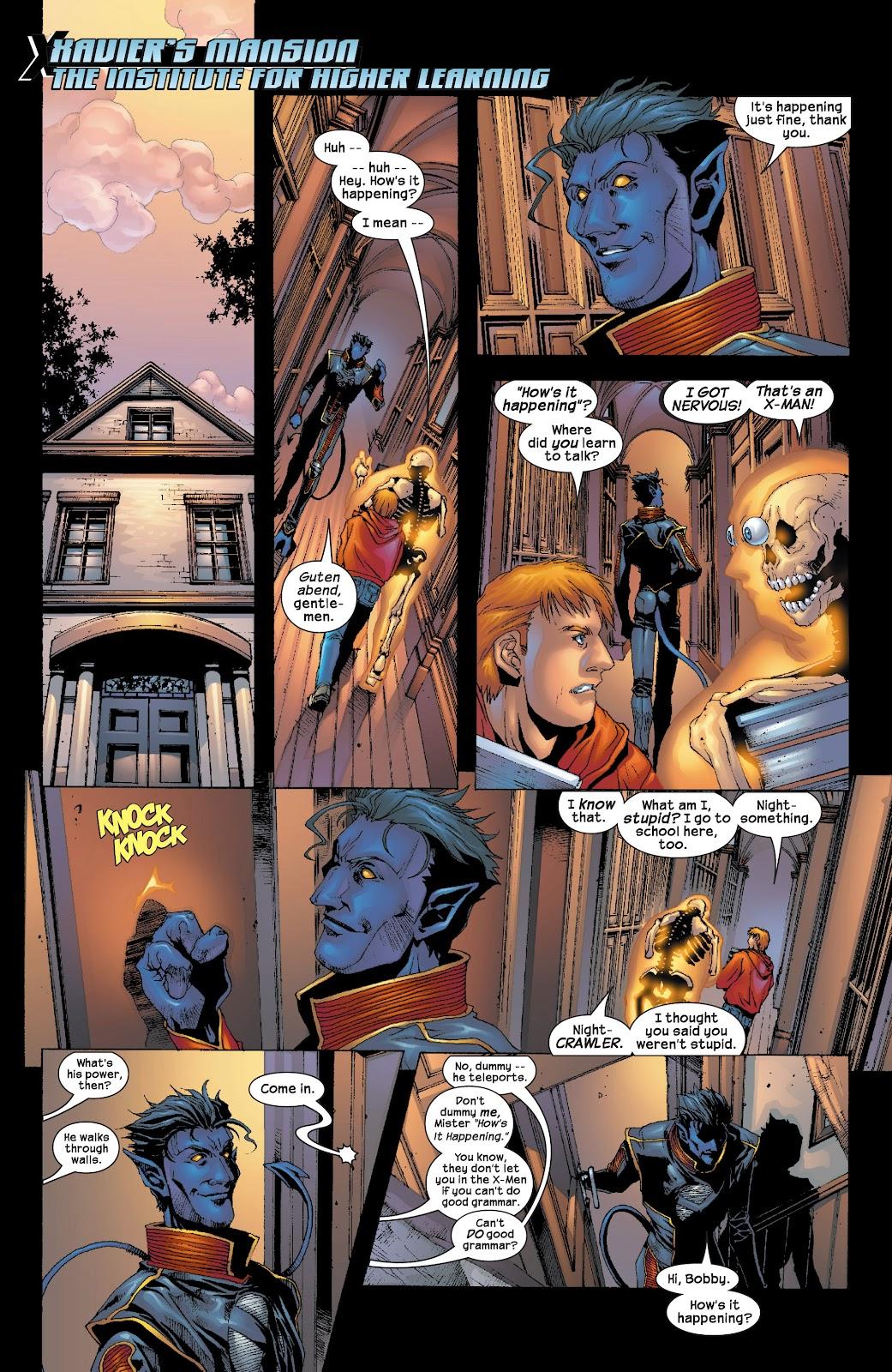 Uncanny X-Men (1963) issue 416 - Page 3