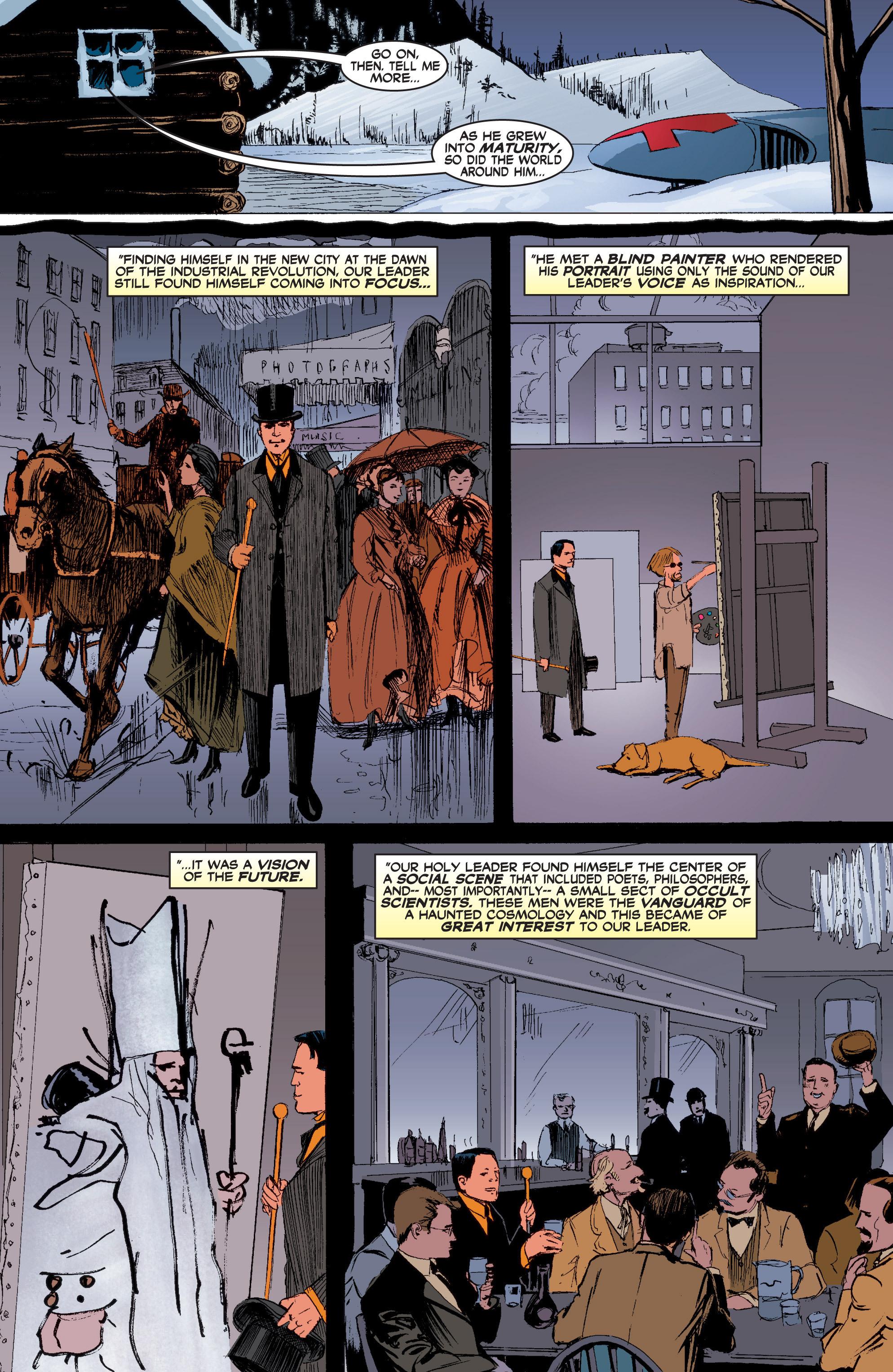 Read online Uncanny X-Men (1963) comic -  Issue #400 - 18