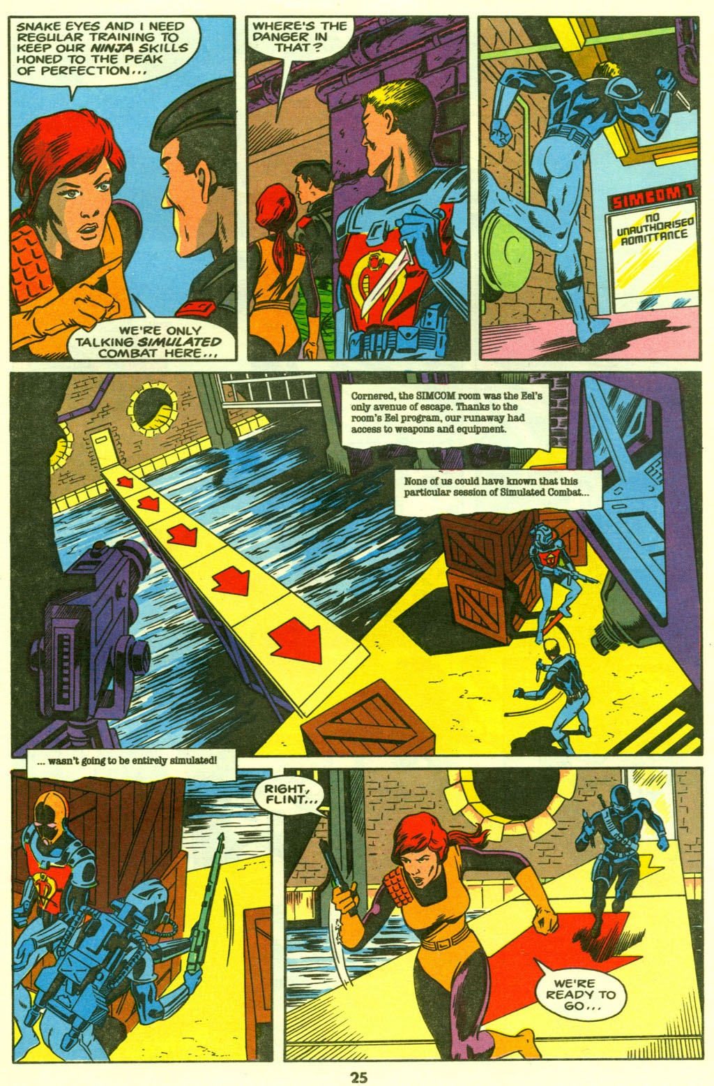 G.I. Joe European Missions issue 9 - Page 26
