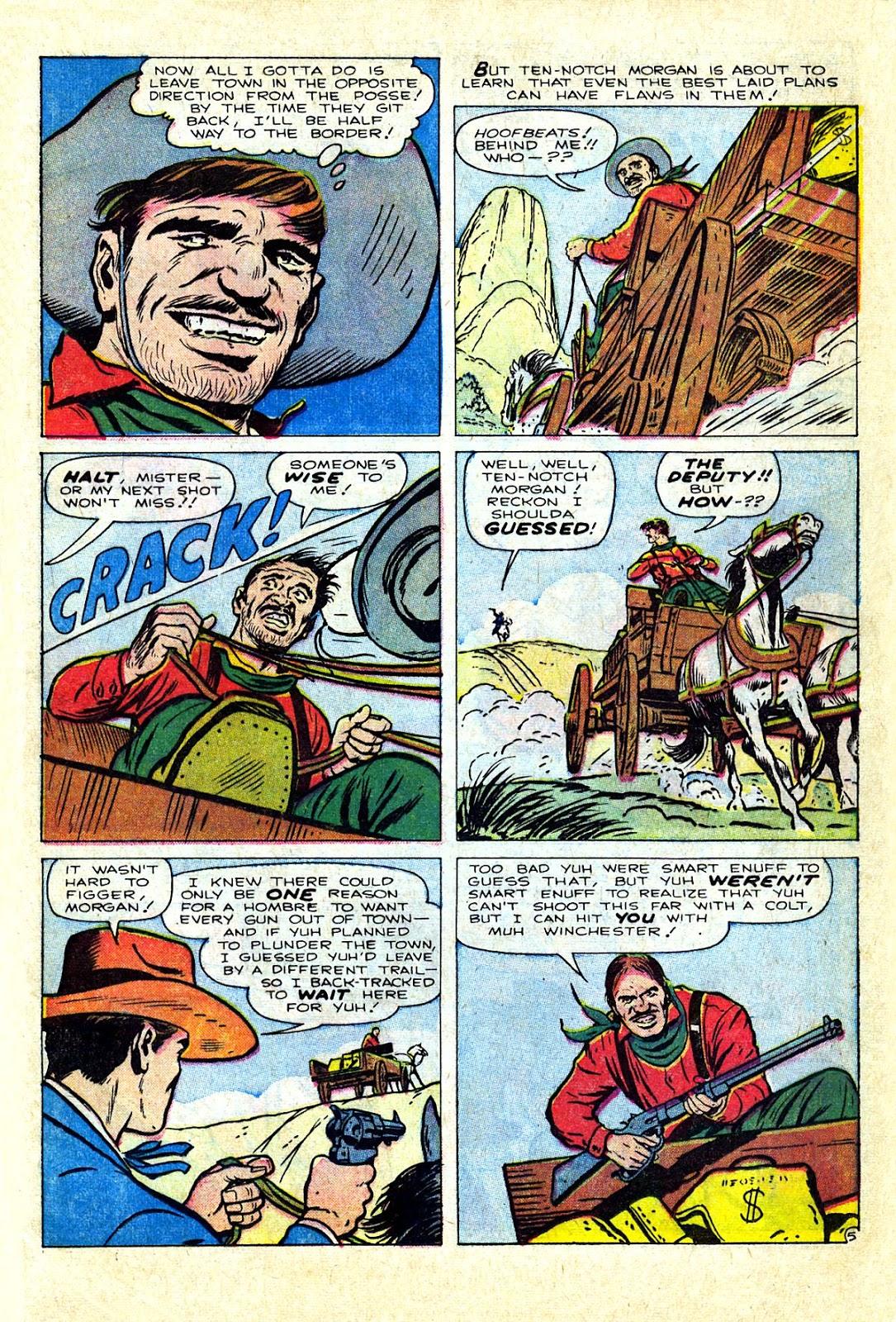 Gunsmoke Western issue 75 - Page 17