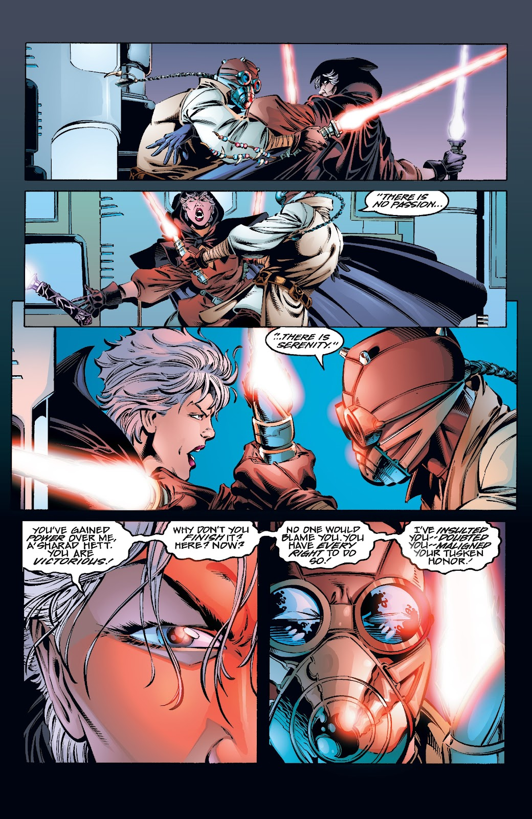 Read online Star Wars Legends Epic Collection: The Menace Revealed comic -  Issue # TPB (Part 3) - 53