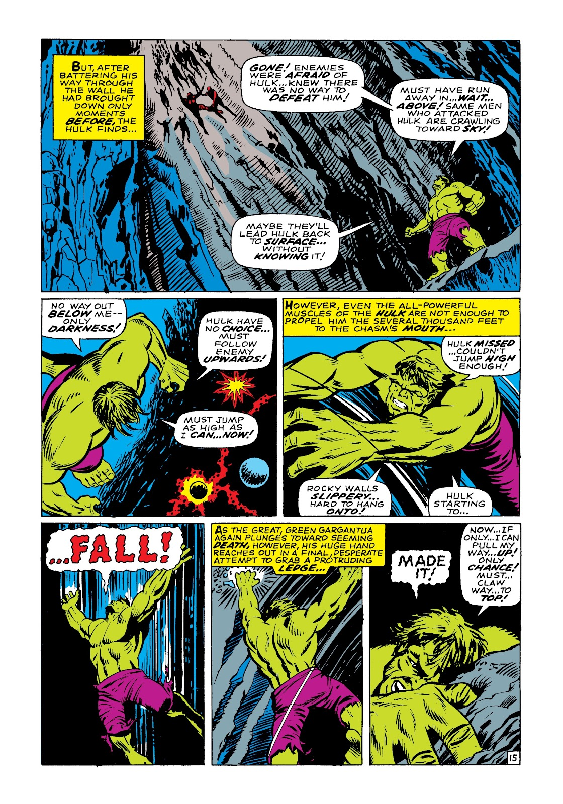 Read online Marvel Masterworks: The Incredible Hulk comic -  Issue # TPB 3 (Part 3) - 78
