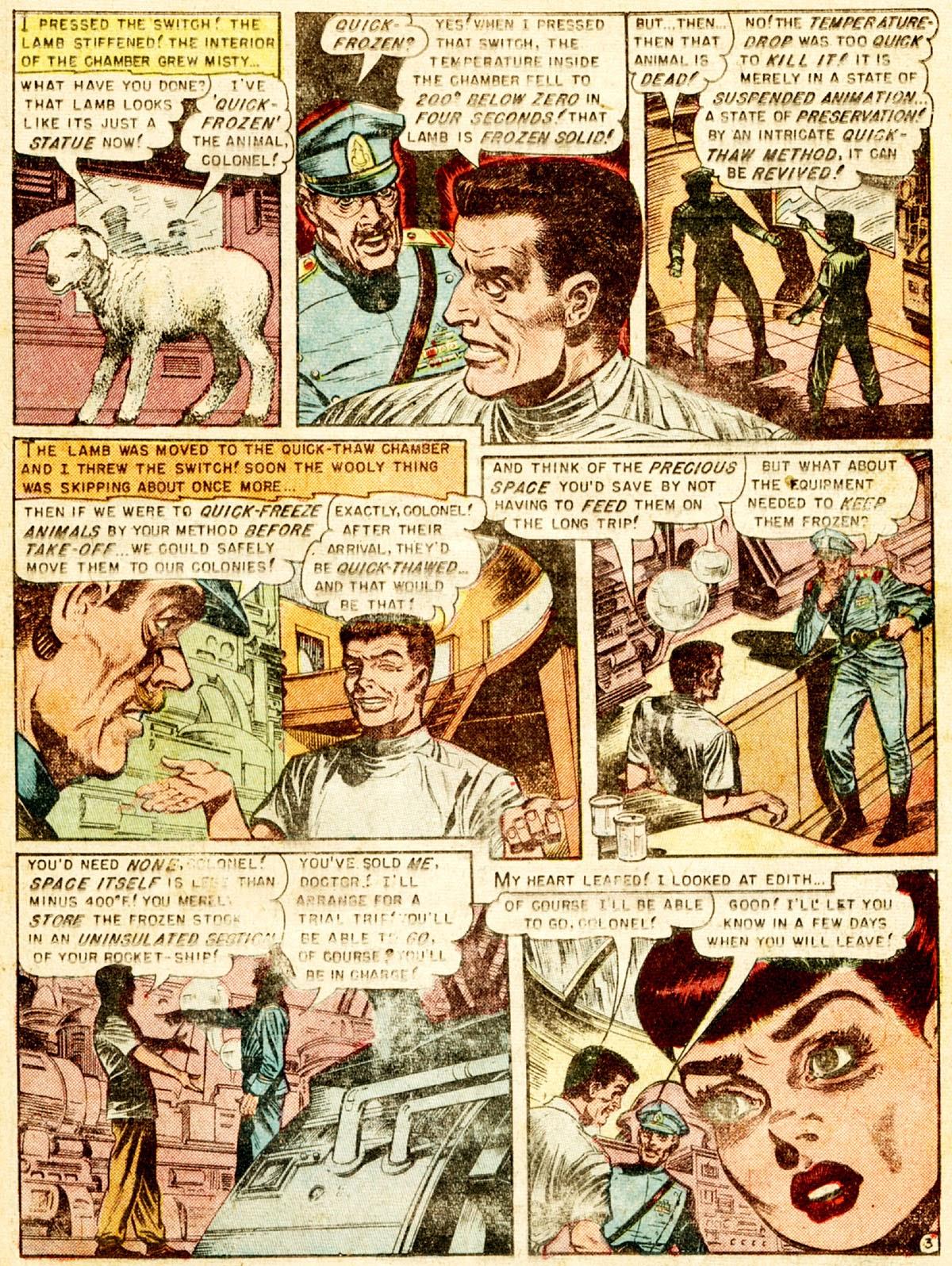 Weird Fantasy (1951) issue 13 - Page 13