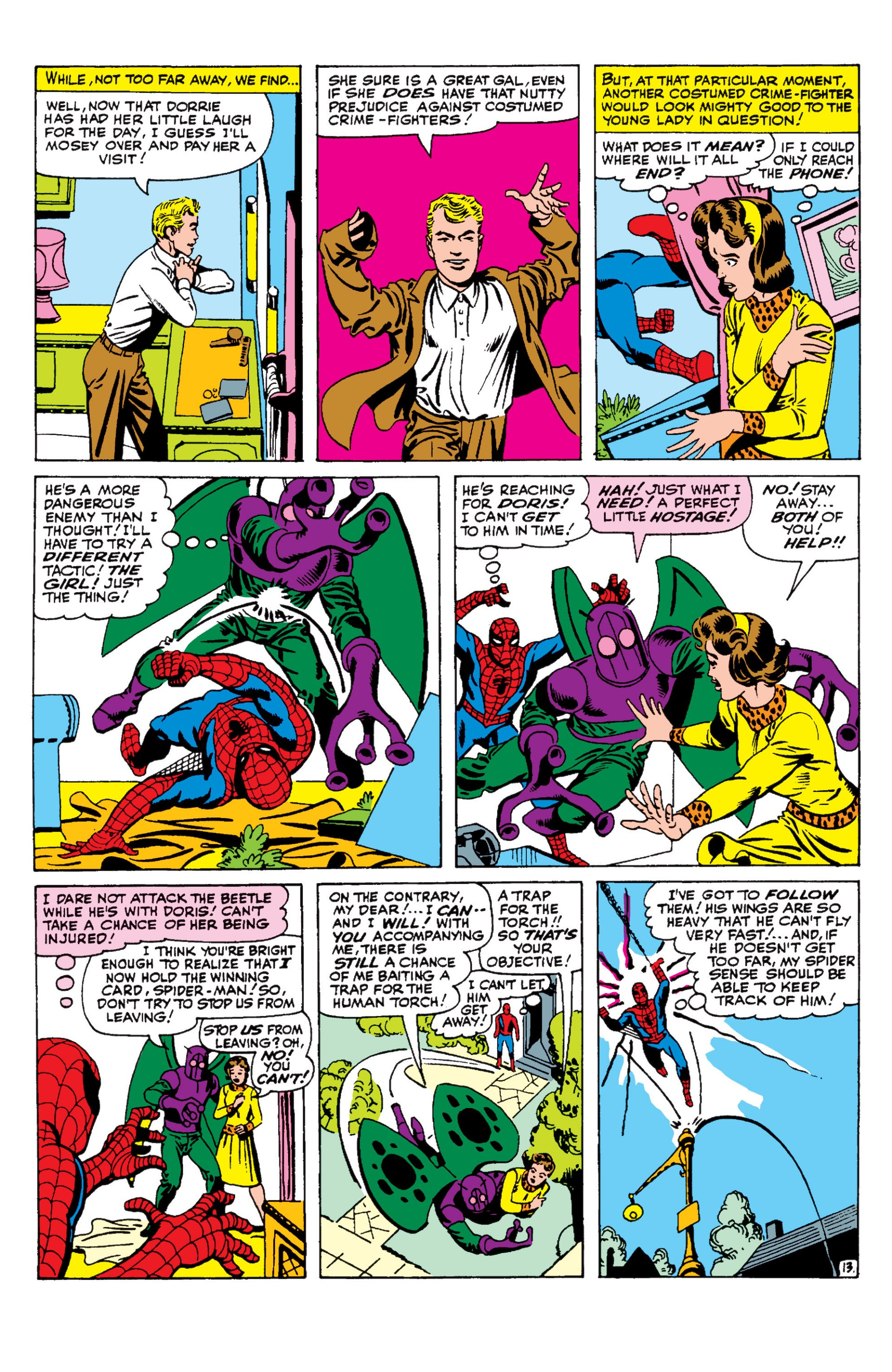 The Amazing Spider-Man (1963) 21 Page 13
