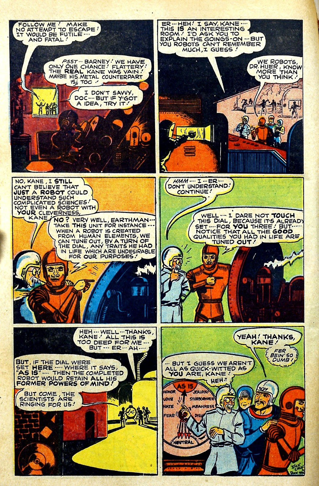Read online Famous Funnies comic -  Issue #145 - 6