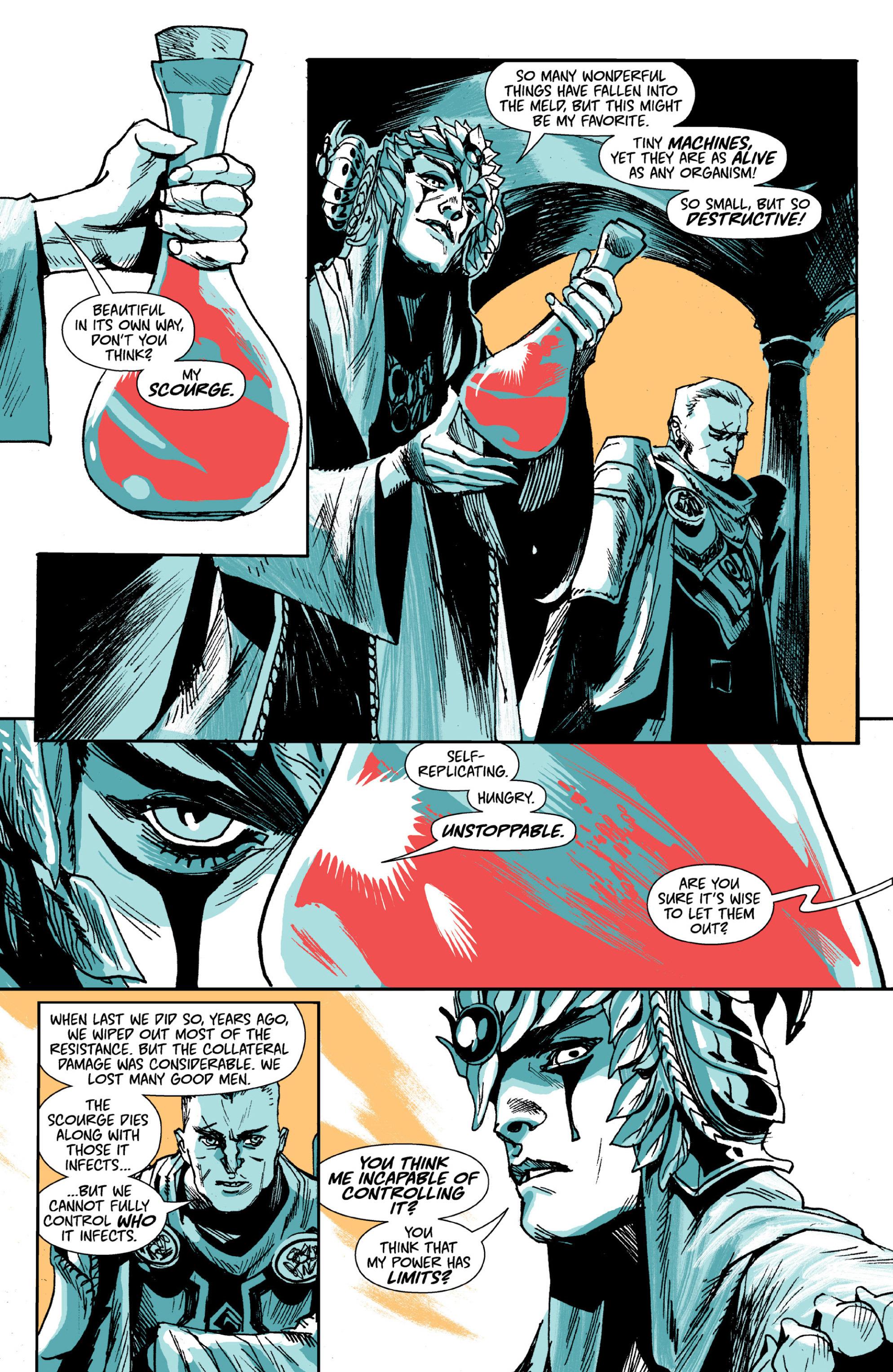 Read online Ei8ht comic -  Issue # TPB - 58