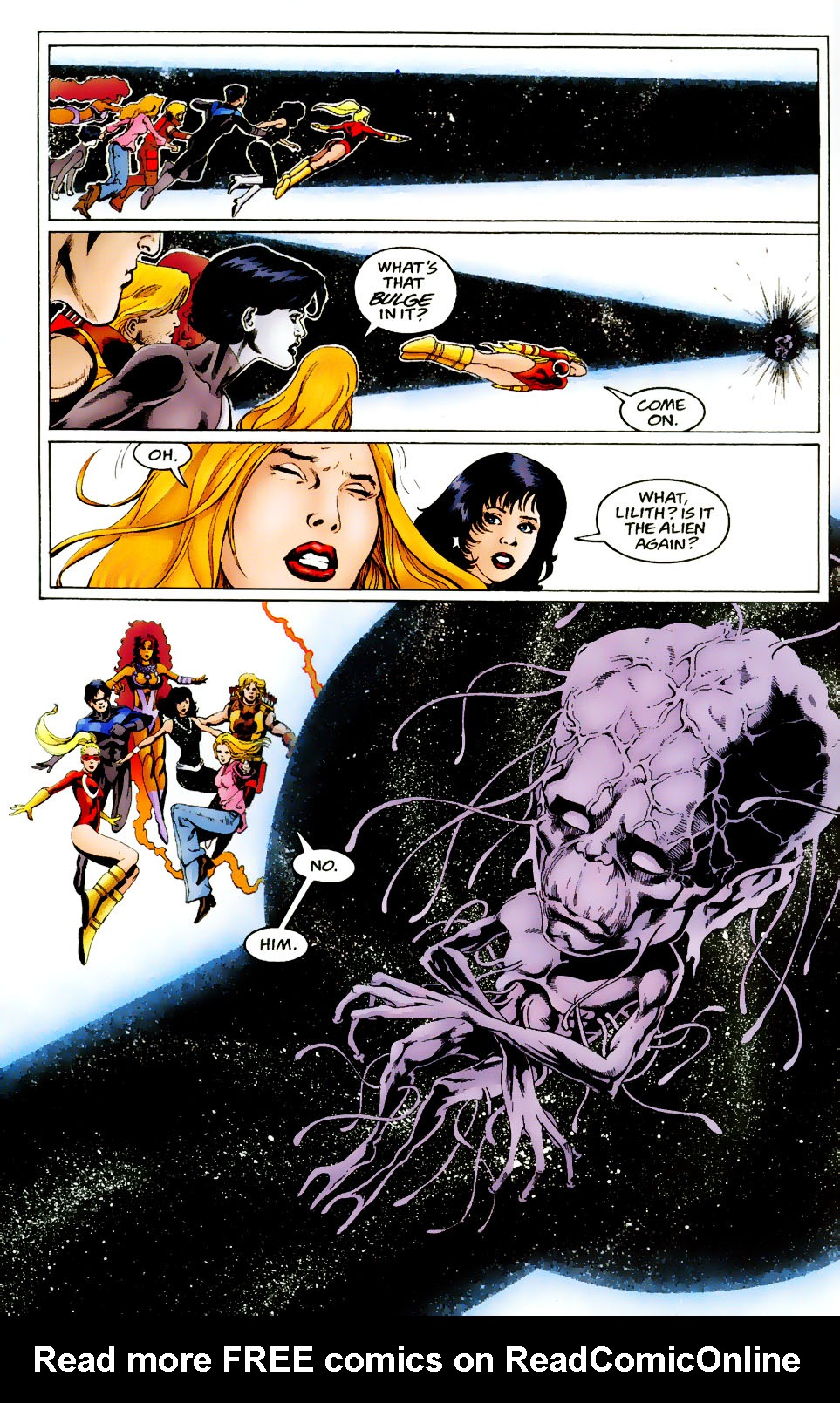 Read online The Titans (1999) comic -  Issue #50 - 19
