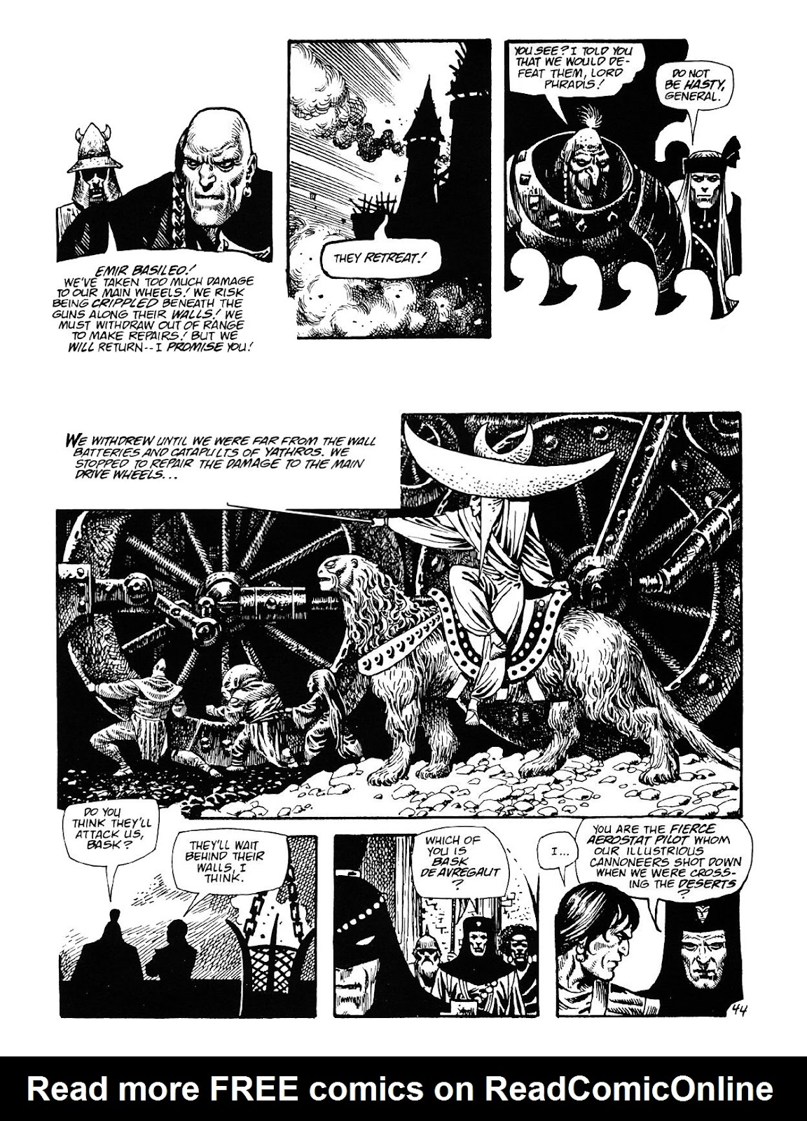 Moving Fortress issue Full - Page 54