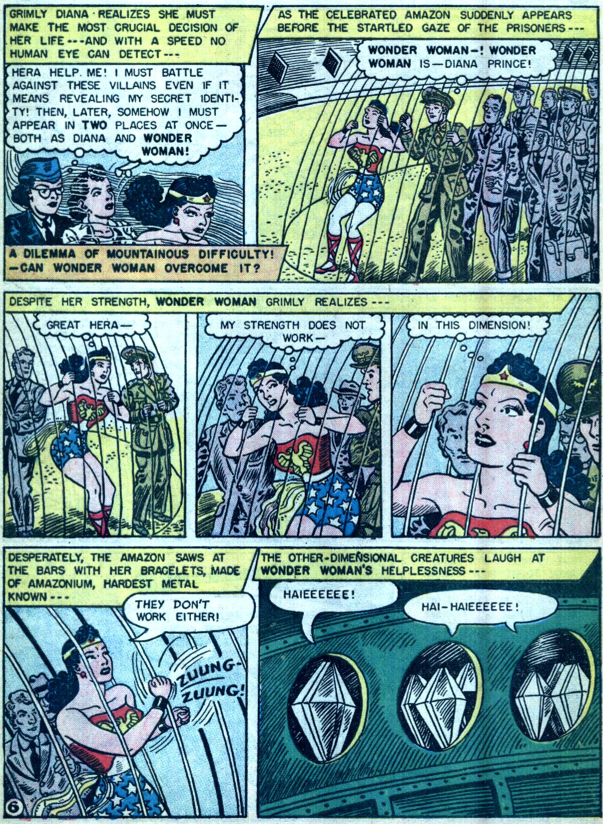 Read online Wonder Woman (1942) comic -  Issue #92 - 8